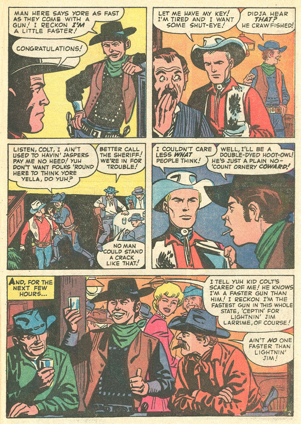 Kid Colt Outlaw issue 151 - Page 29