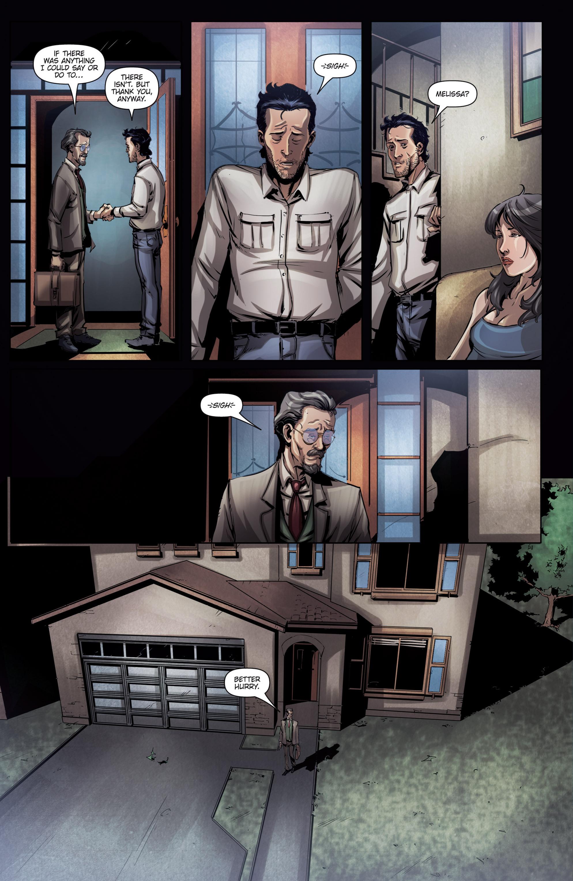Read online Grimm Fairy Tales presents No Tomorrow comic -  Issue # TPB - 88