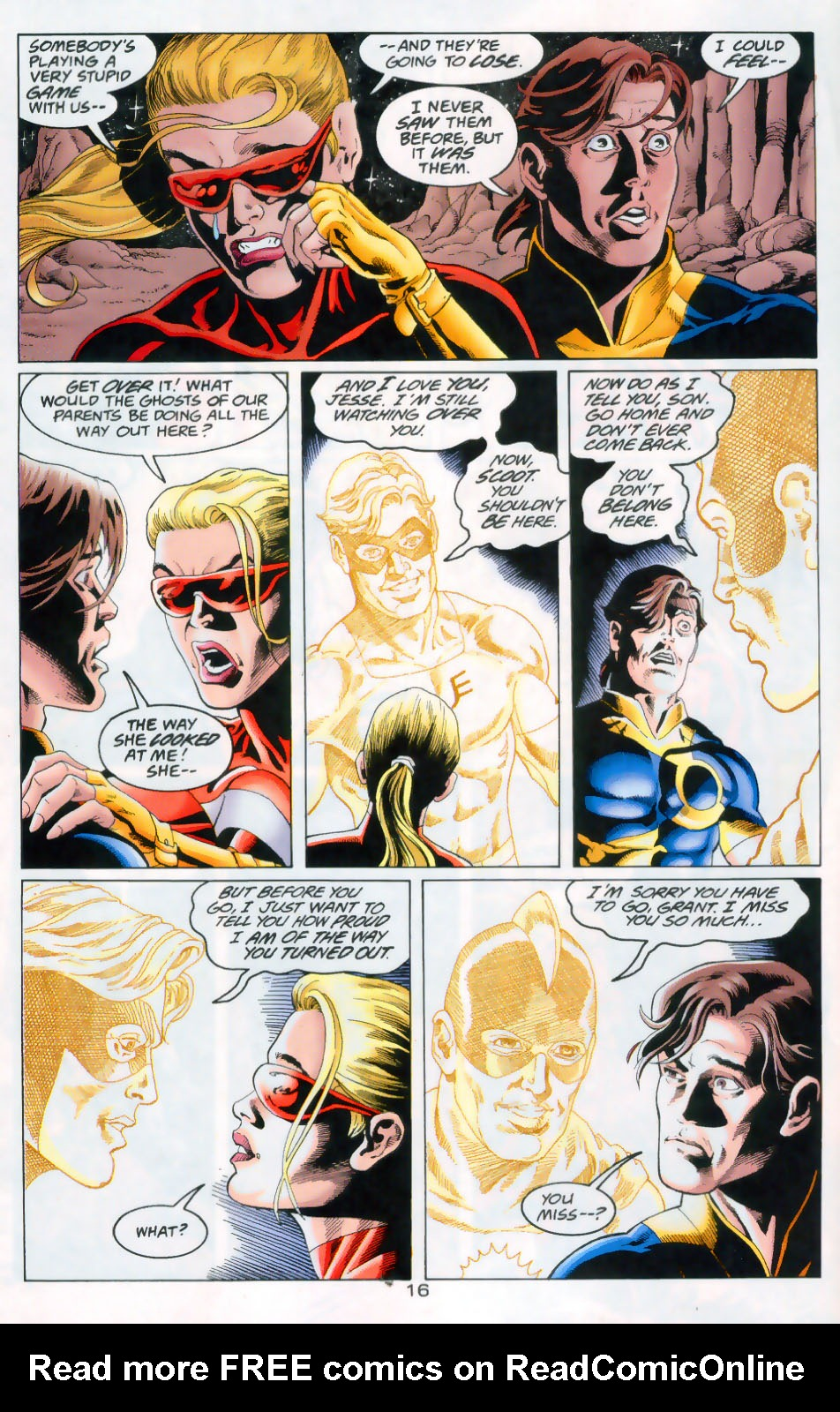 Read online The Titans (1999) comic -  Issue #45 - 17