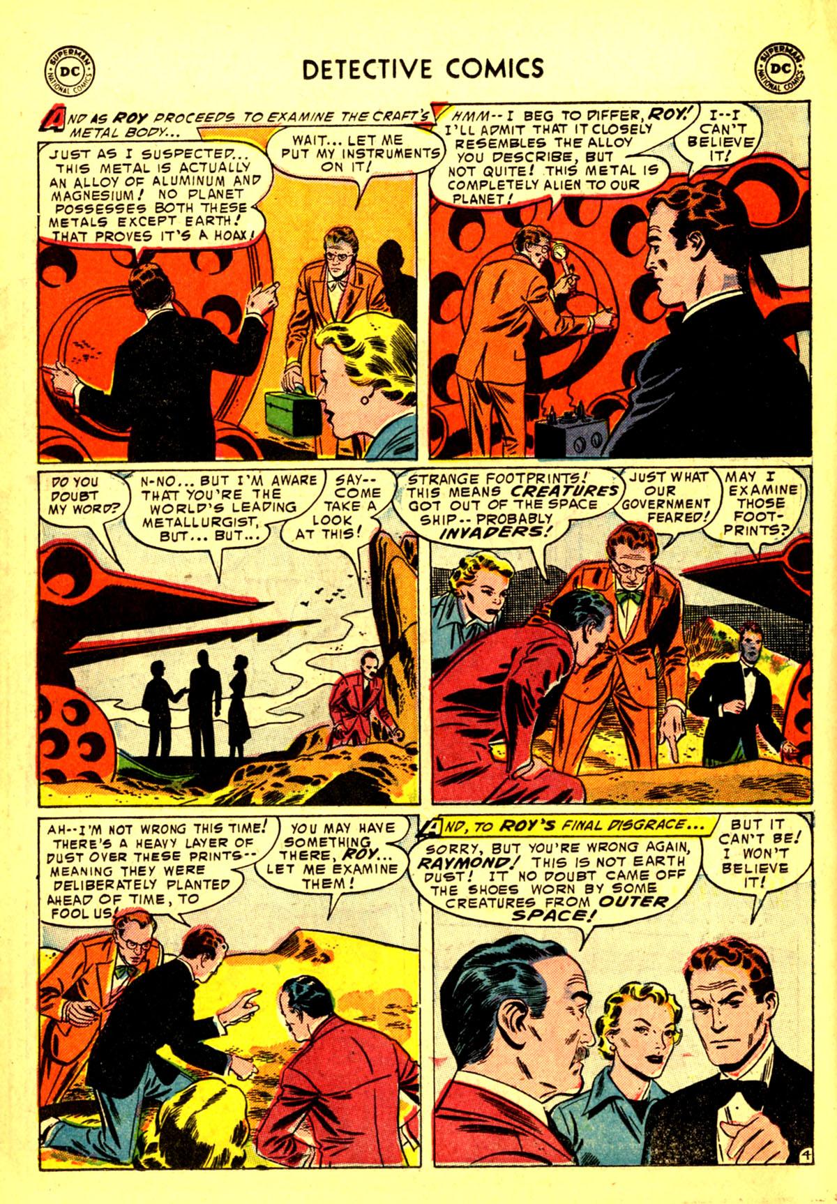 Read online Detective Comics (1937) comic -  Issue #211 - 20