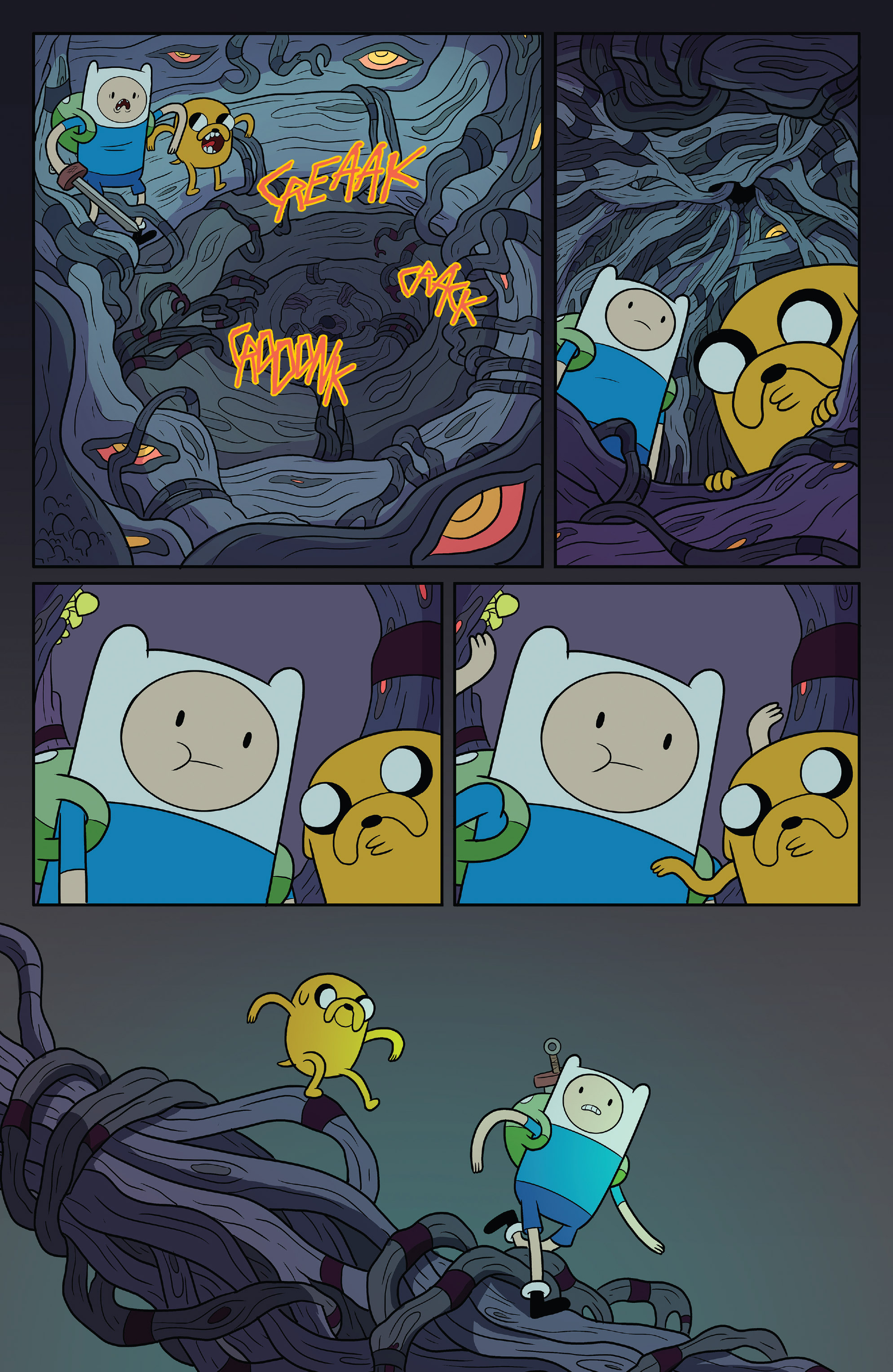 Read online Adventure Time comic -  Issue #50 - 8