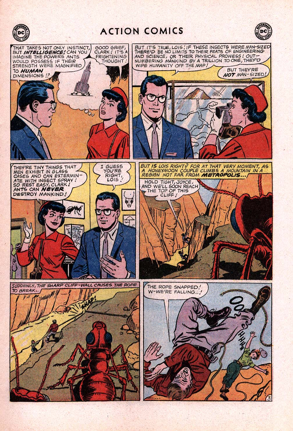 Read online Action Comics (1938) comic -  Issue #296 - 5