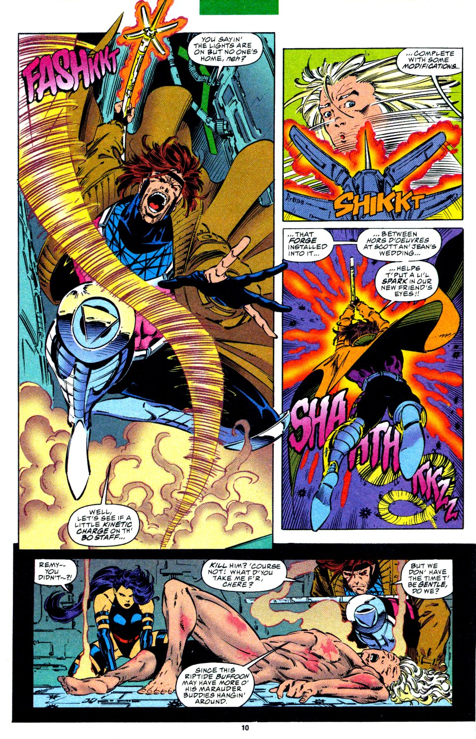 X-Men (1991) 34 Page 7