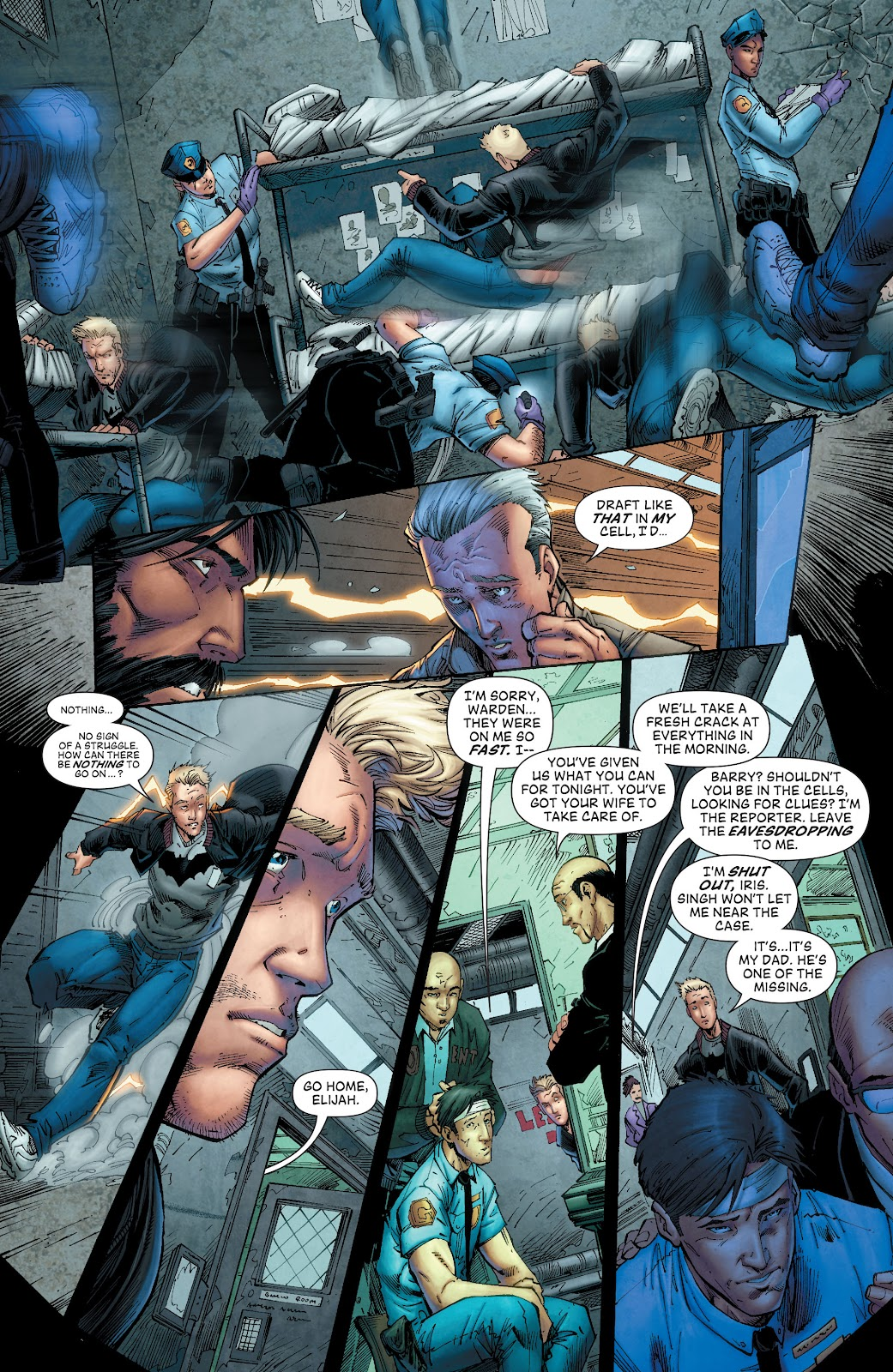 Read online The Flash (2011) comic -  Issue # _TPB 8 (Part 1) - 30