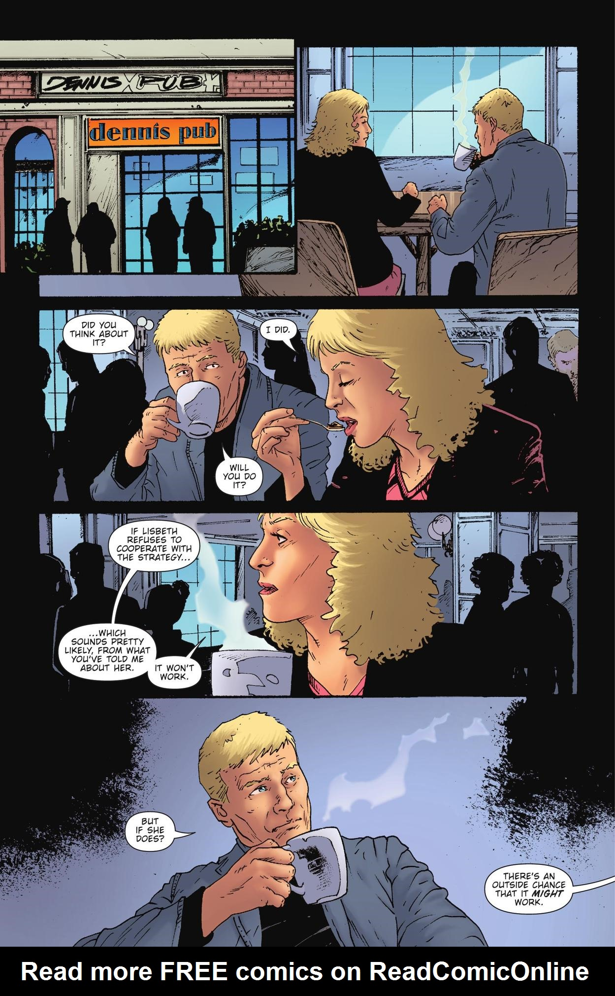Read online The Girl Who Kicked The Hornet's Nest comic -  Issue # TPB - 73