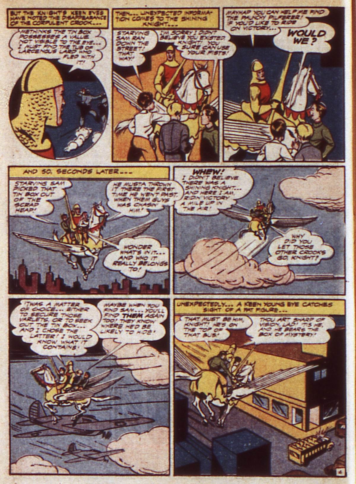 Read online Adventure Comics (1938) comic -  Issue #85 - 30