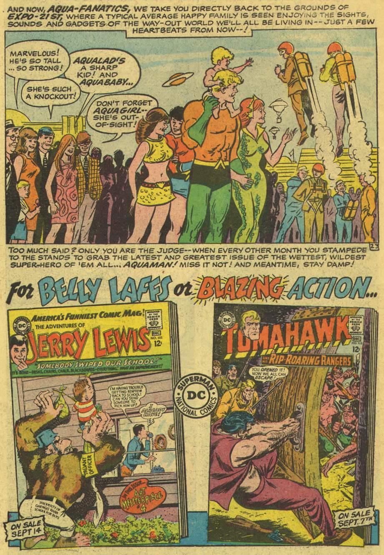 Read online Aquaman (1962) comic -  Issue #36 - 33