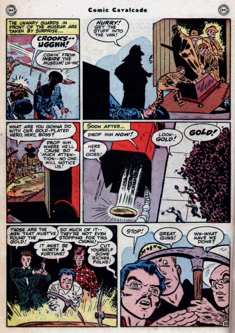 Comic Cavalcade issue 28 - Page 38