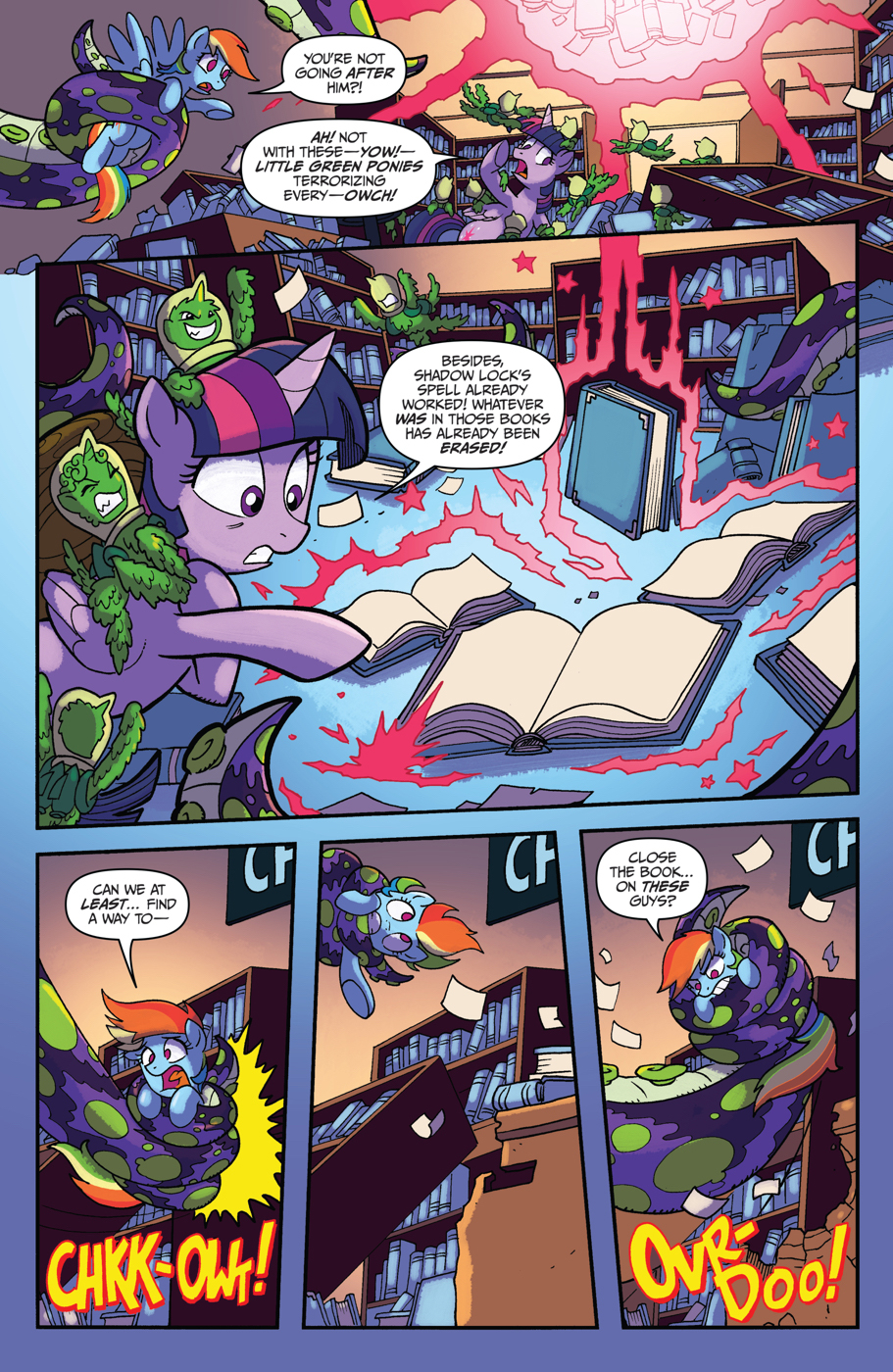 Read online My Little Pony: Friendship is Magic comic -  Issue #52 - 7