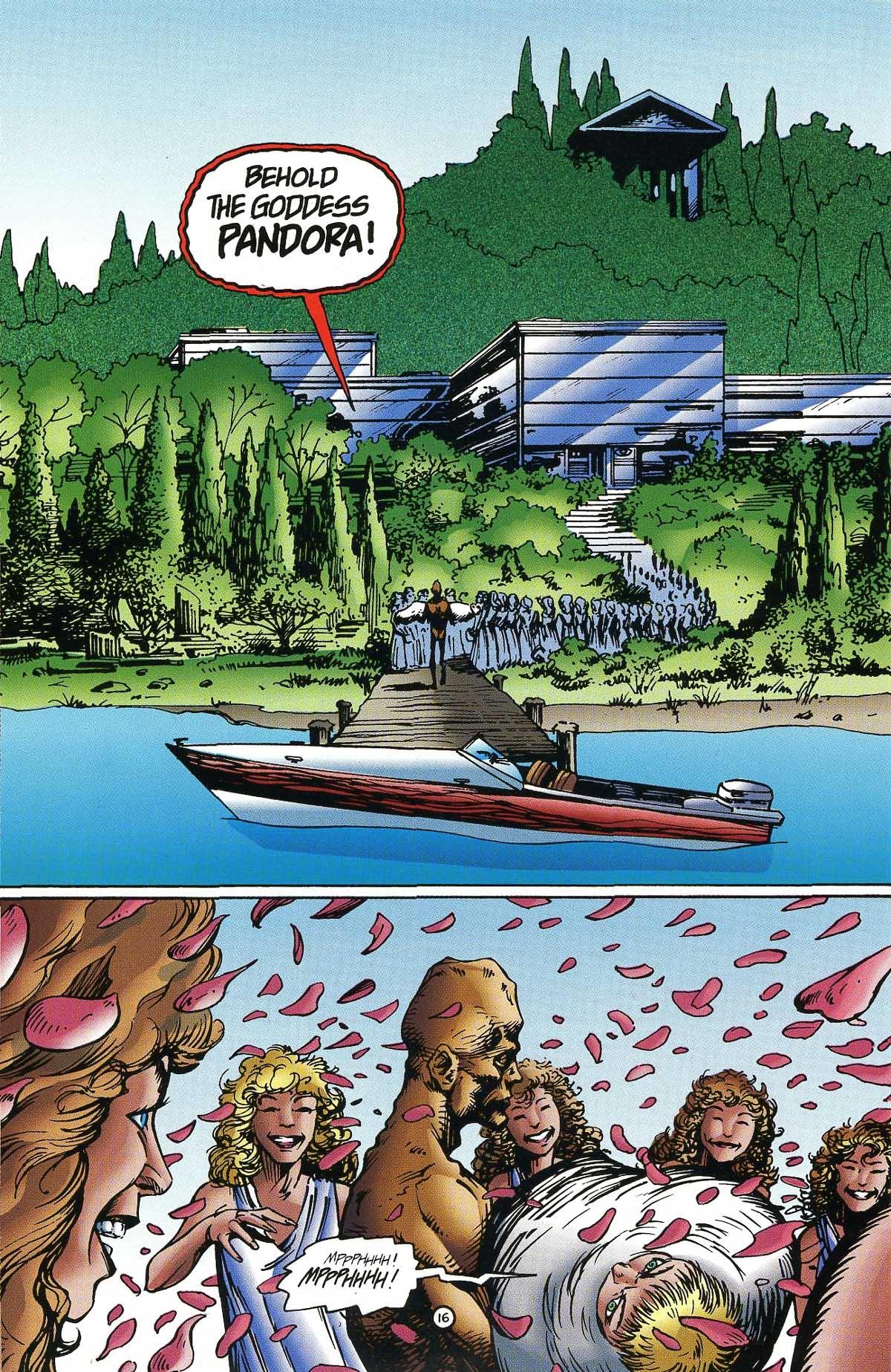 Read online Rune (1994) comic -  Issue #8 - 19