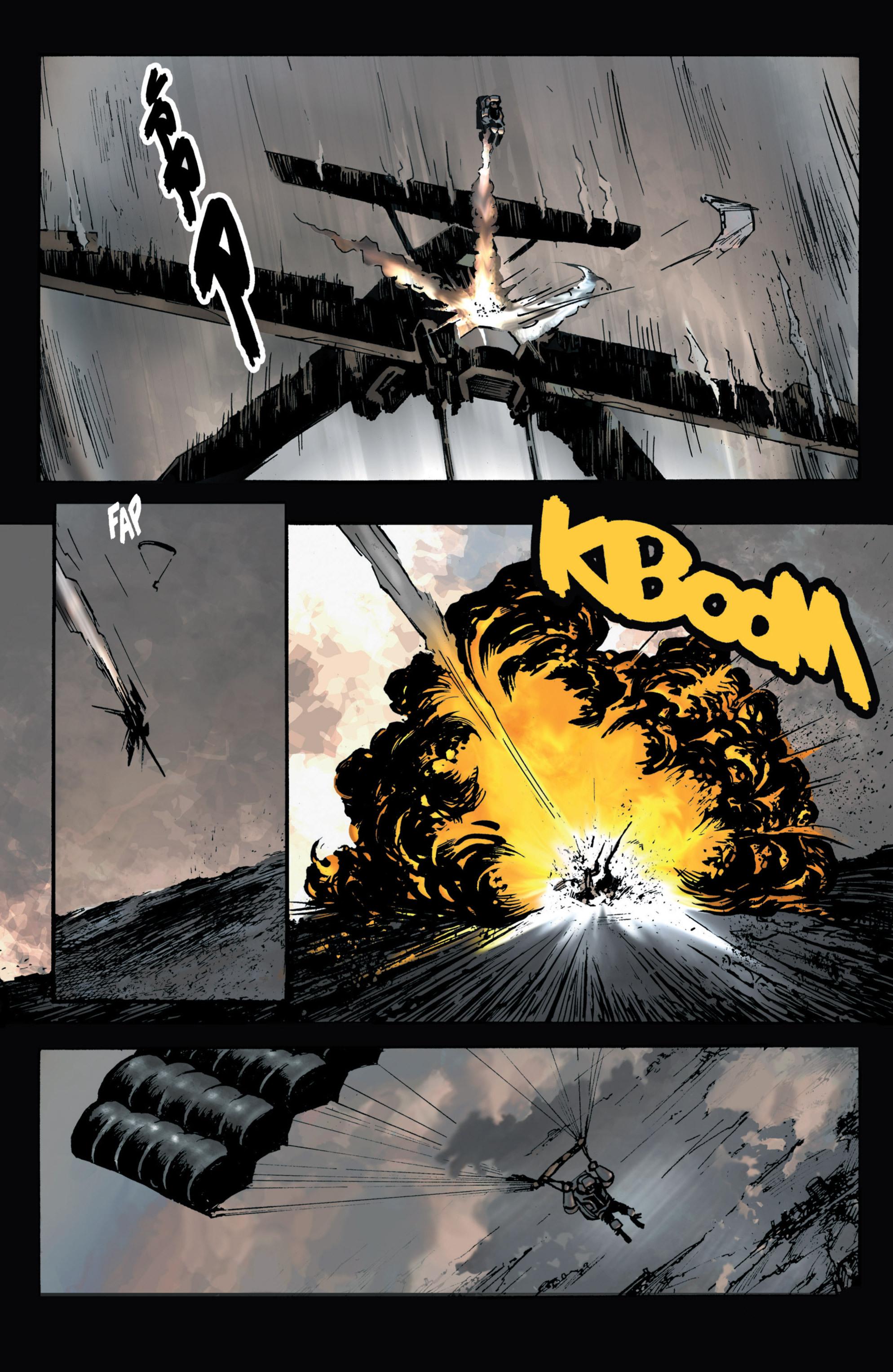 Read online Planetoid comic -  Issue # TPB - 8