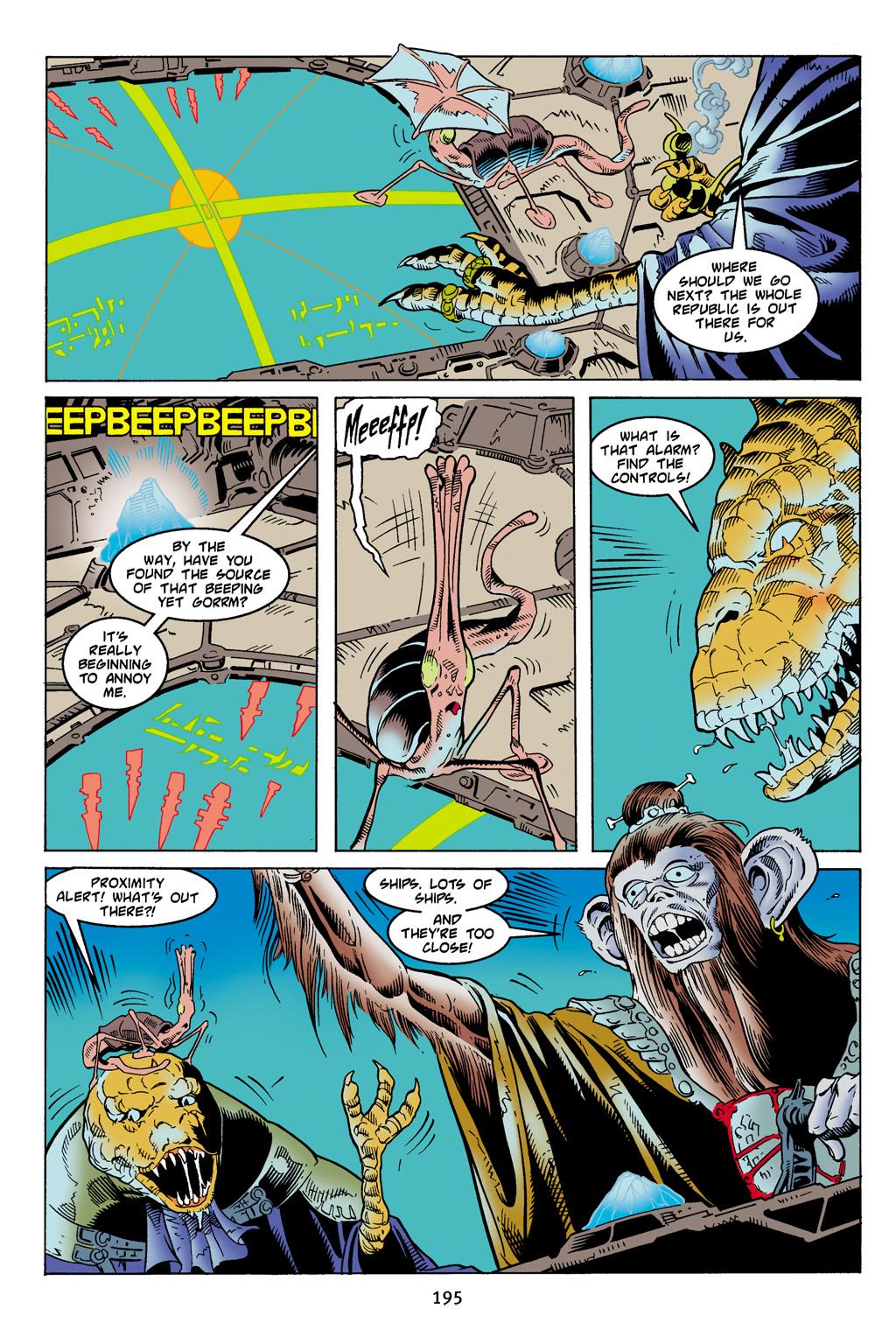 Read online Star Wars Omnibus comic -  Issue # Vol. 4 - 189