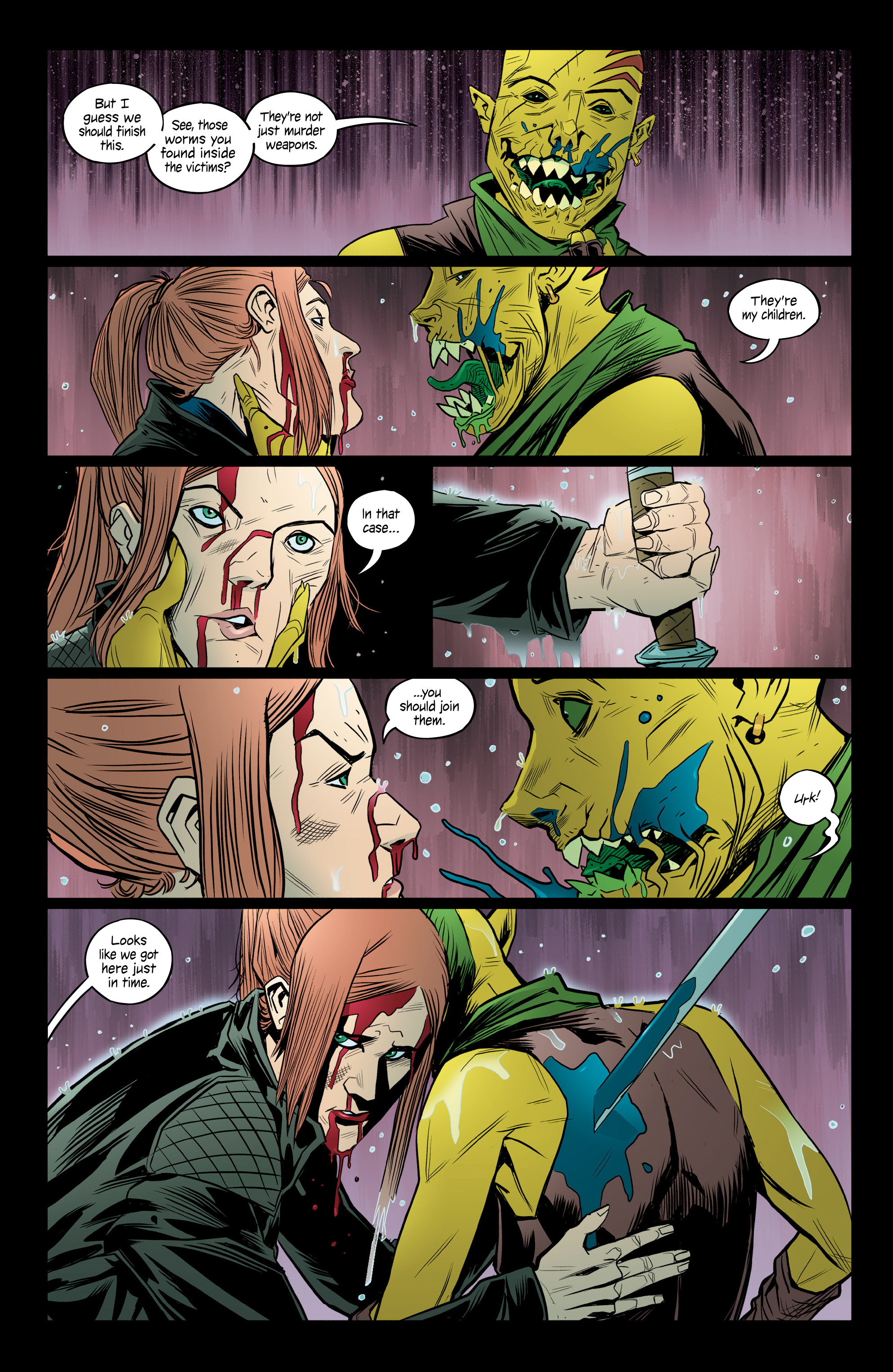 Read online Copperhead comic -  Issue #14 - 20