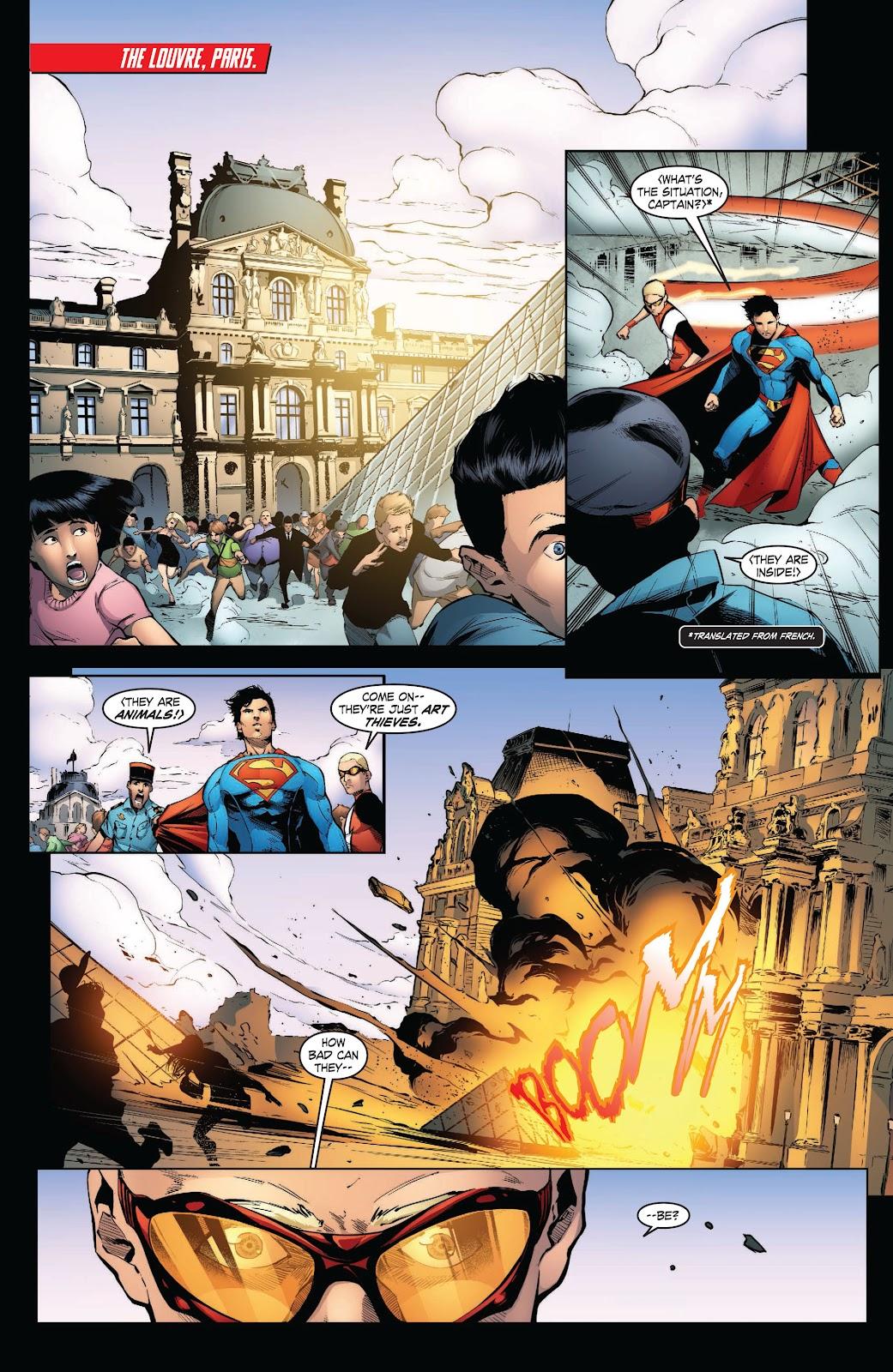 Read online Smallville Season 11 [II] comic -  Issue # TPB 3 - 29