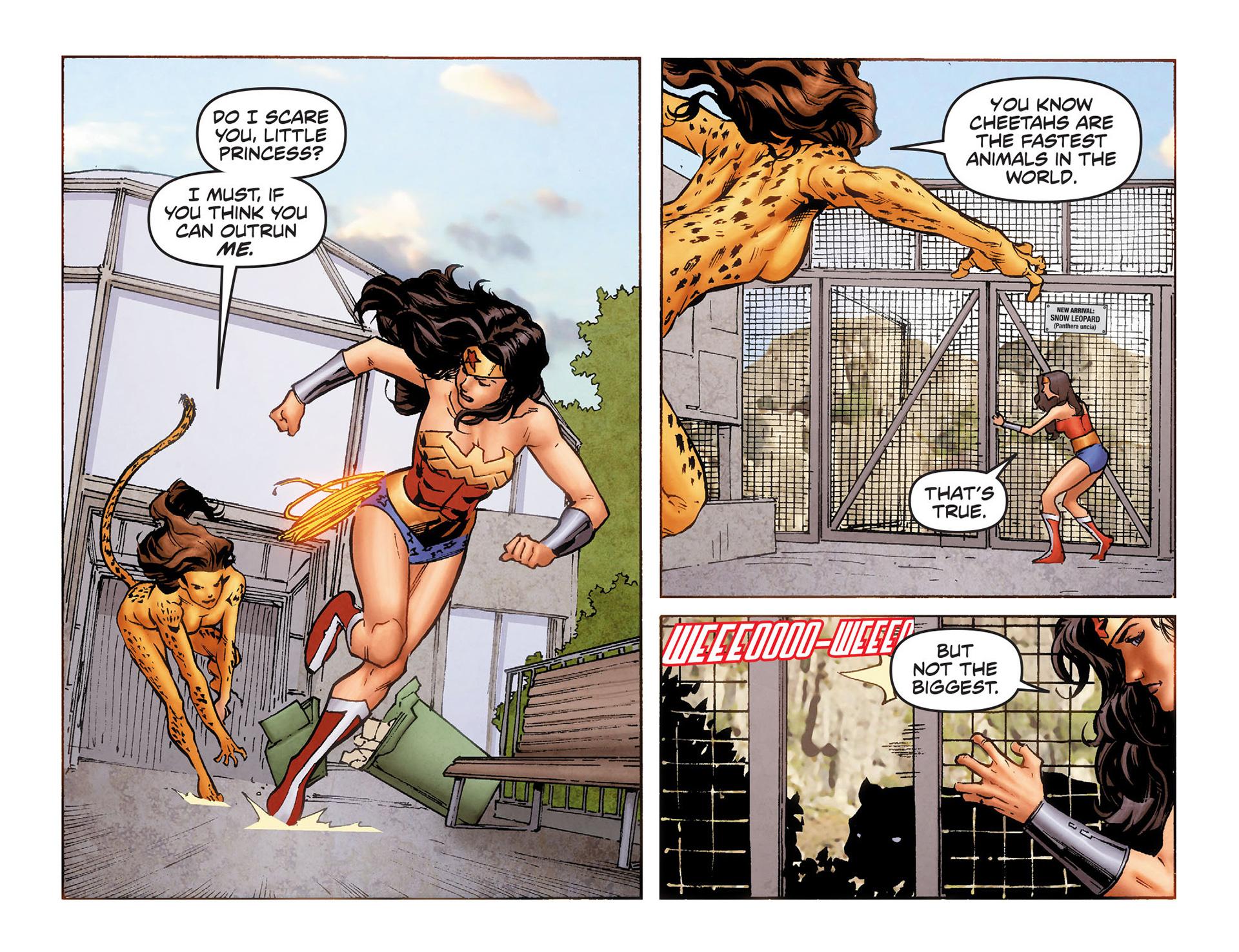 Read online Sensation Comics Featuring Wonder Woman comic -  Issue #6 - 13