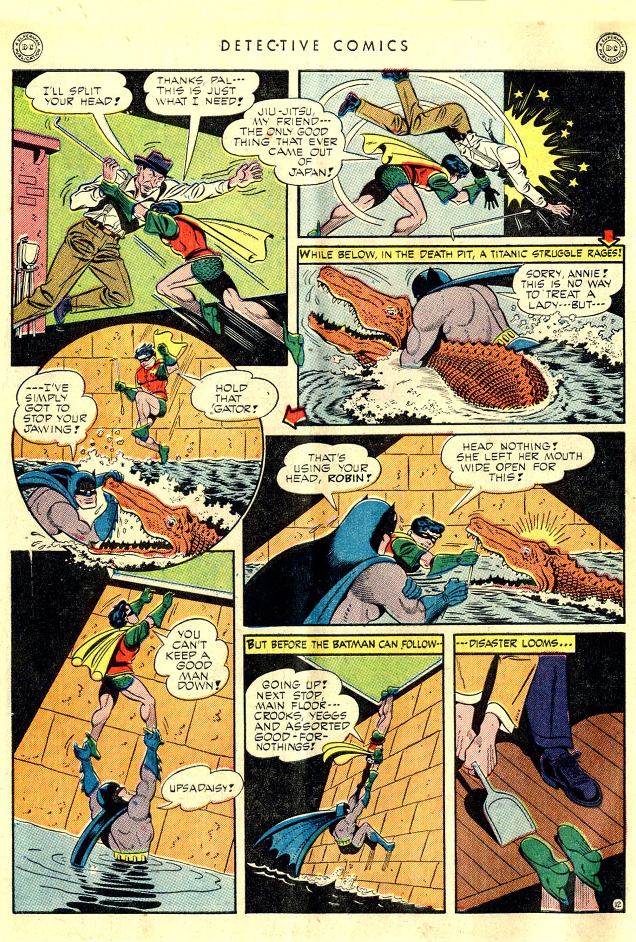 Read online Detective Comics (1937) comic -  Issue #90 - 14
