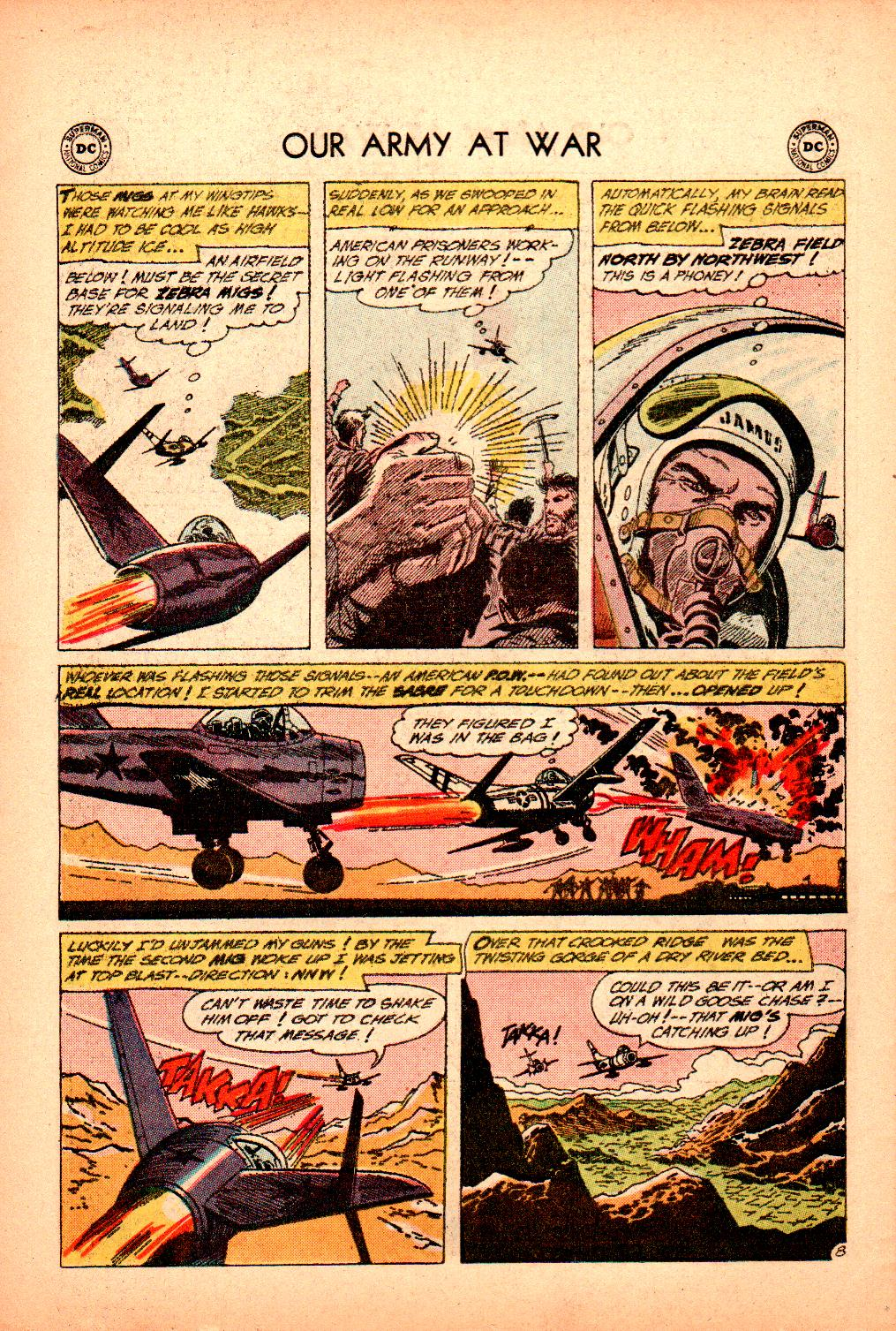 Our Army at War (1952) issue 101 - Page 30