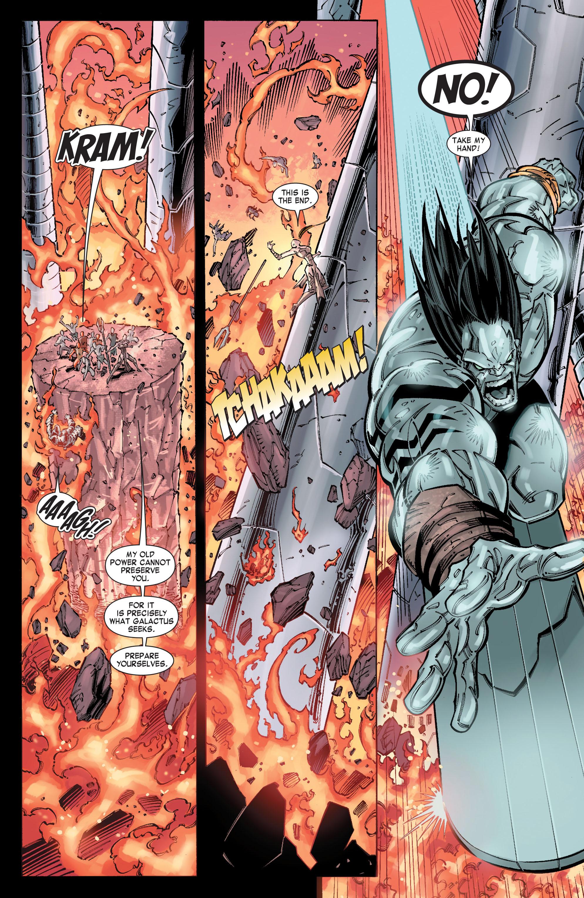 Read online Skaar: Son of Hulk comic -  Issue #10 - 7