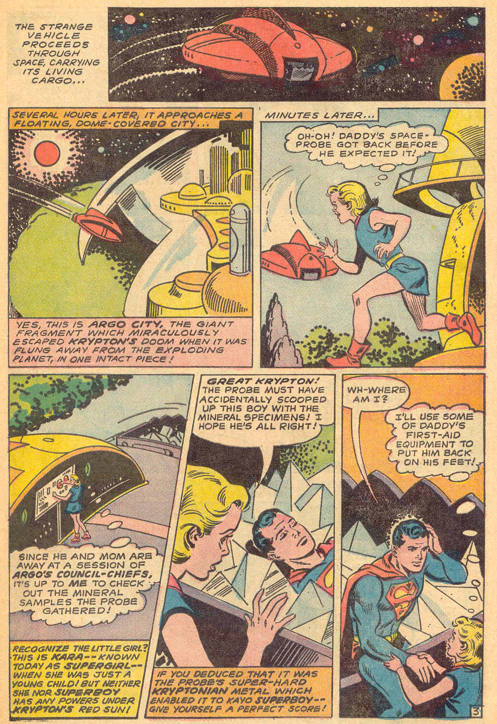 Read online Action Comics (1938) comic -  Issue #358 - 21