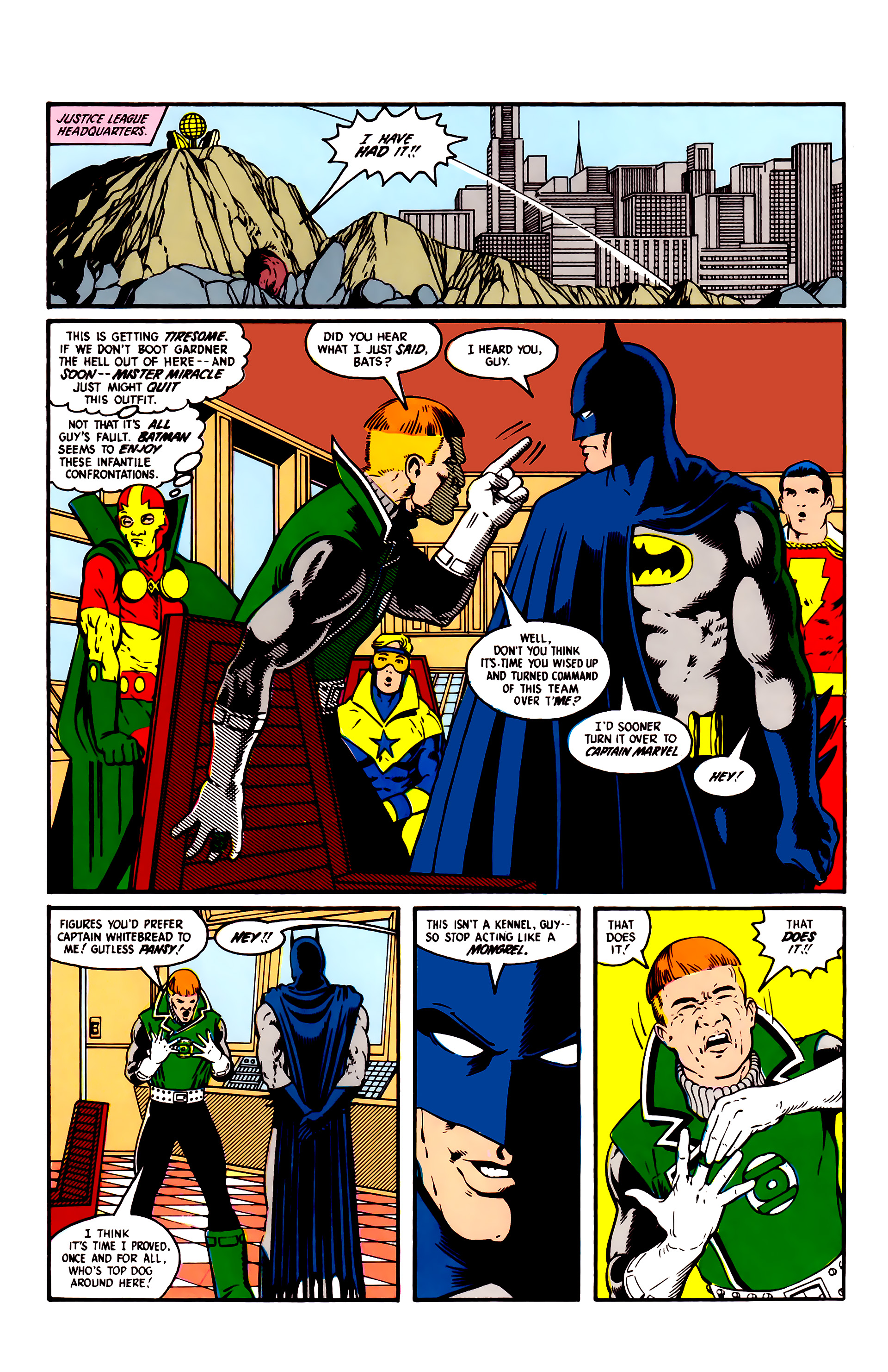 Read online Justice League (1987) comic -  Issue #5 - 13