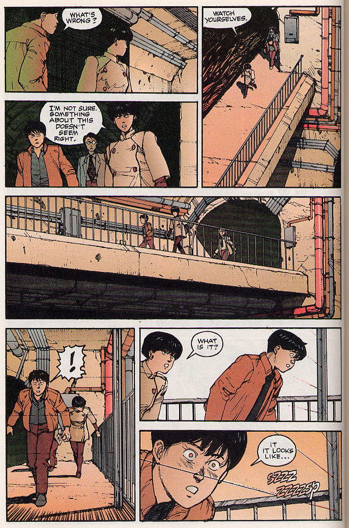 Read online Akira comic -  Issue #9 - 48