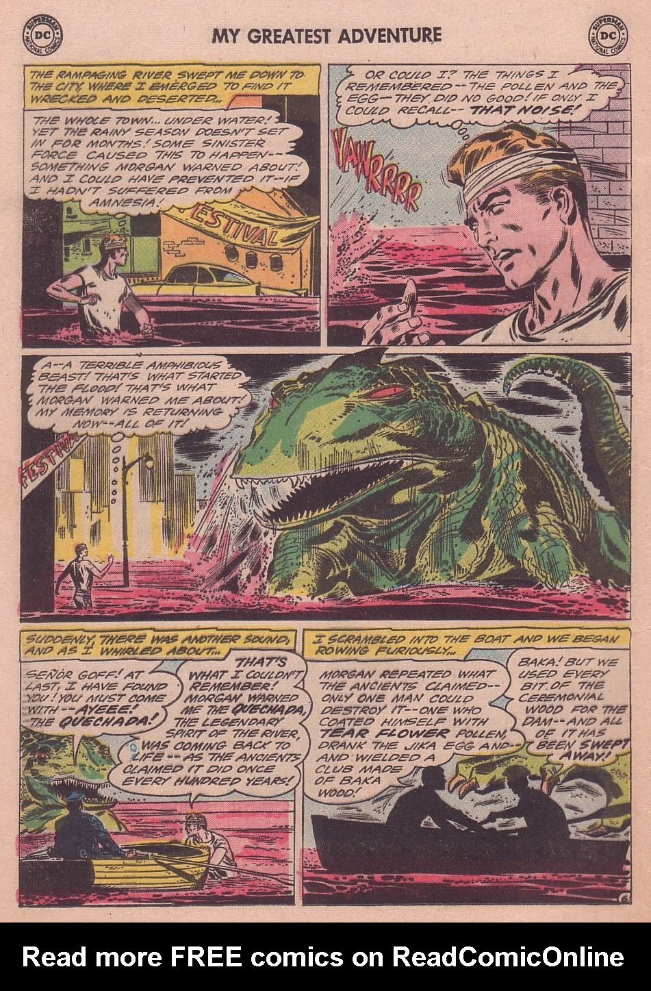 My Greatest Adventure (1955) issue 65 - Page 8