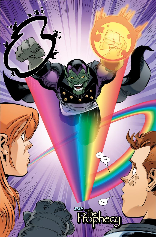 Read online Skrulls vs. Power Pack comic -  Issue #2 - 22