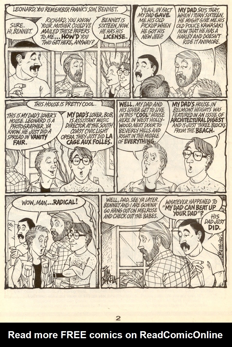 Gay Comix (Gay Comics) issue _Special_1 - Page 5
