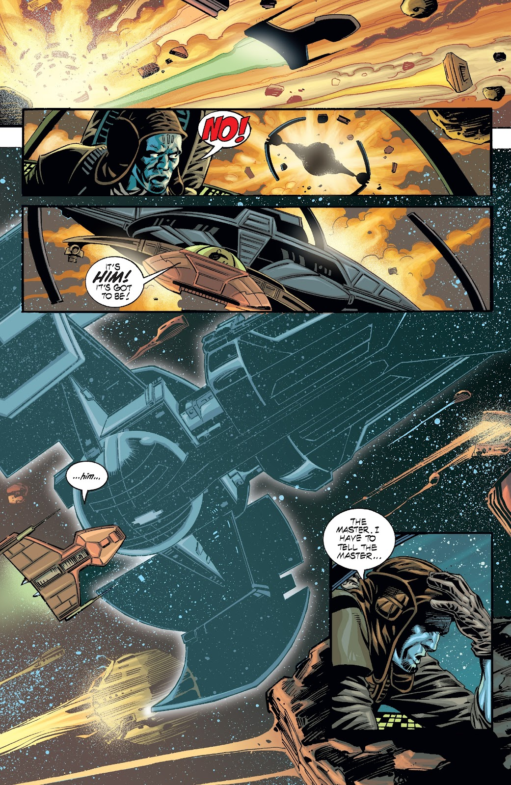 Read online Star Wars Legends: Rise of the Sith - Epic Collection comic -  Issue # TPB 2 (Part 2) - 84