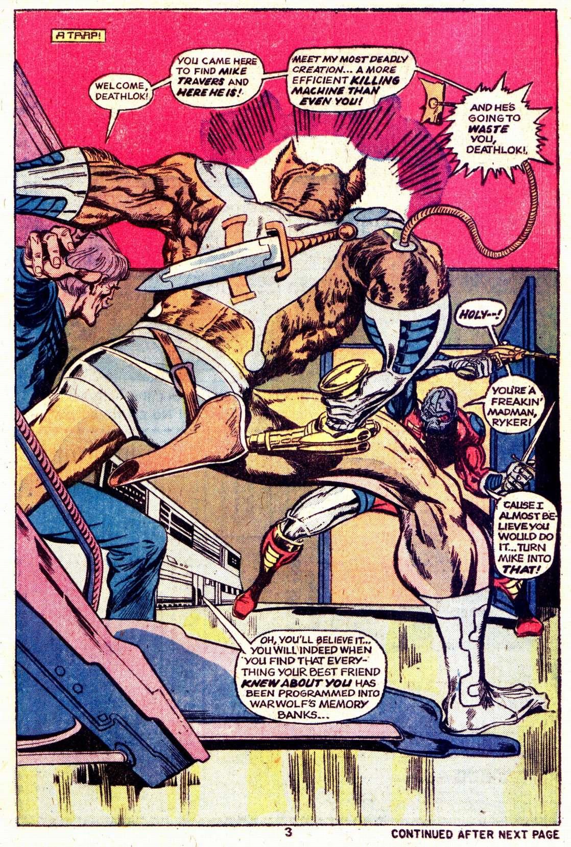 Read online Astonishing Tales (1970) comic -  Issue #27 - 4