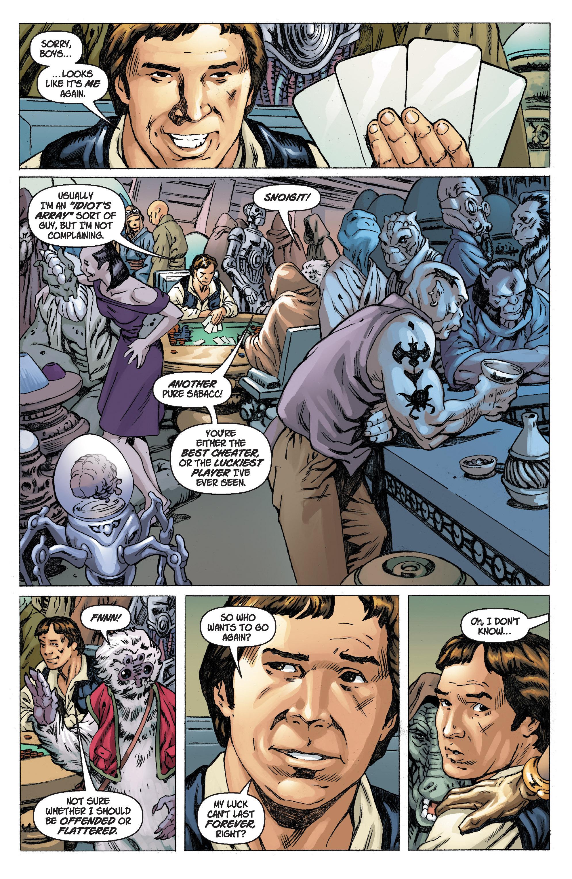 Read online Star Wars Omnibus comic -  Issue # Vol. 17 - 338
