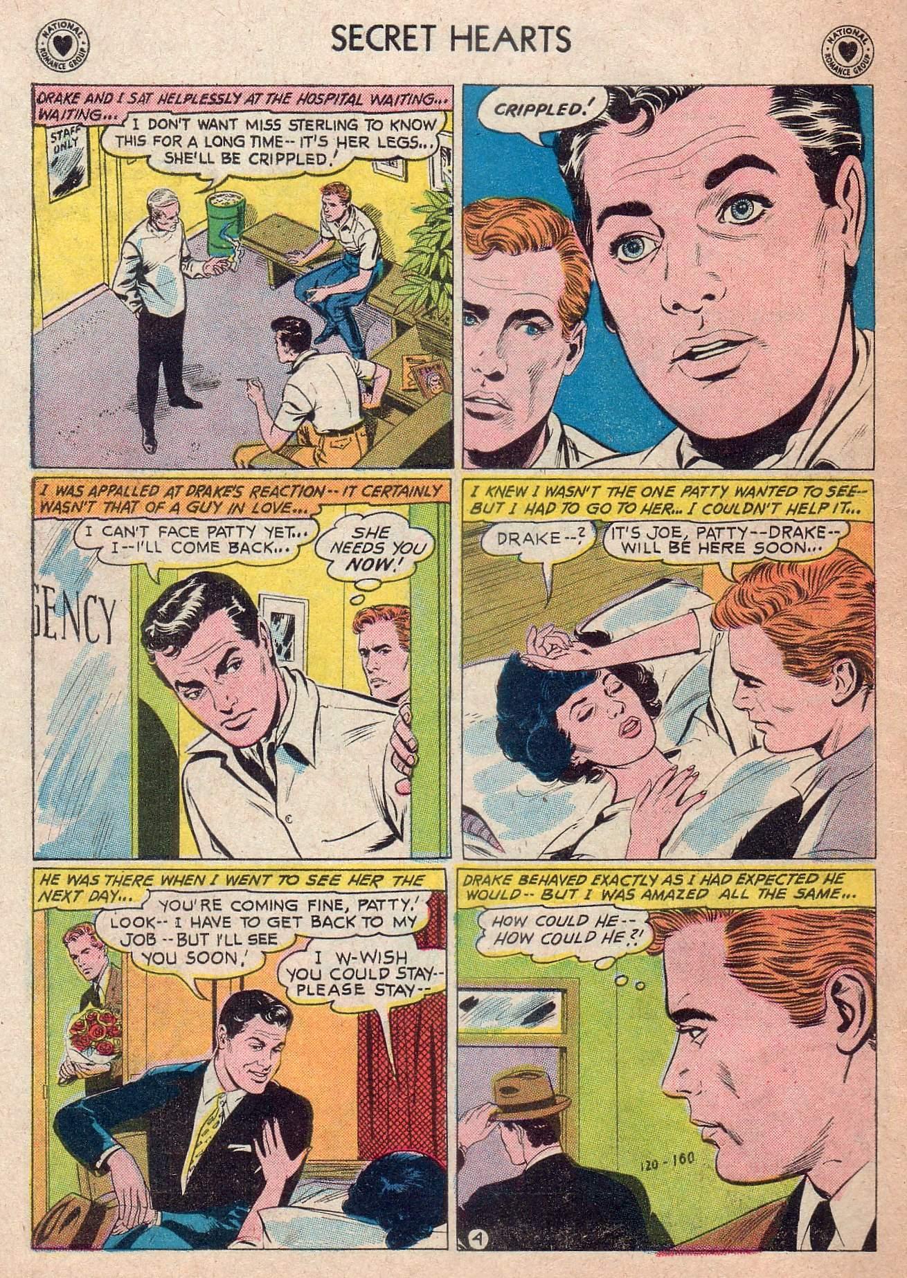 Read online Secret Hearts comic -  Issue #73 - 14