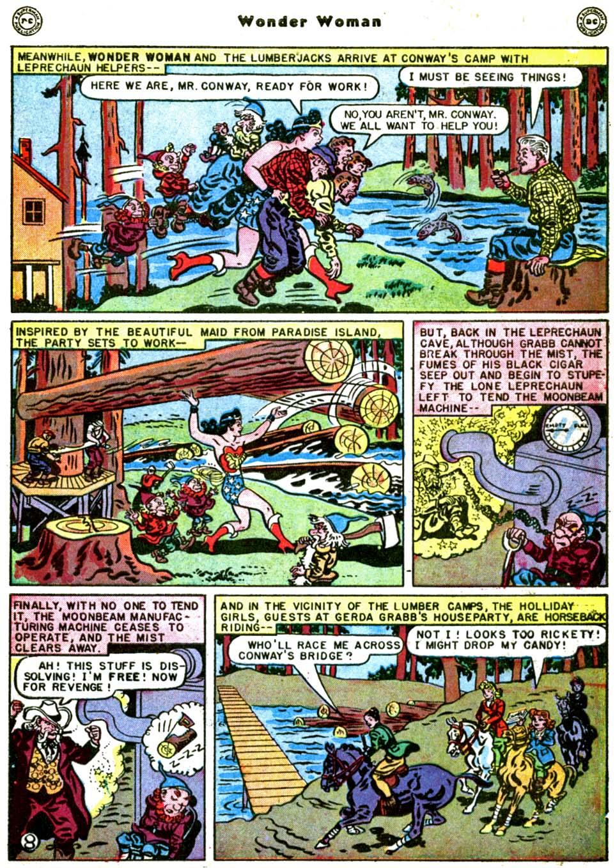 Read online Wonder Woman (1942) comic -  Issue #35 - 45