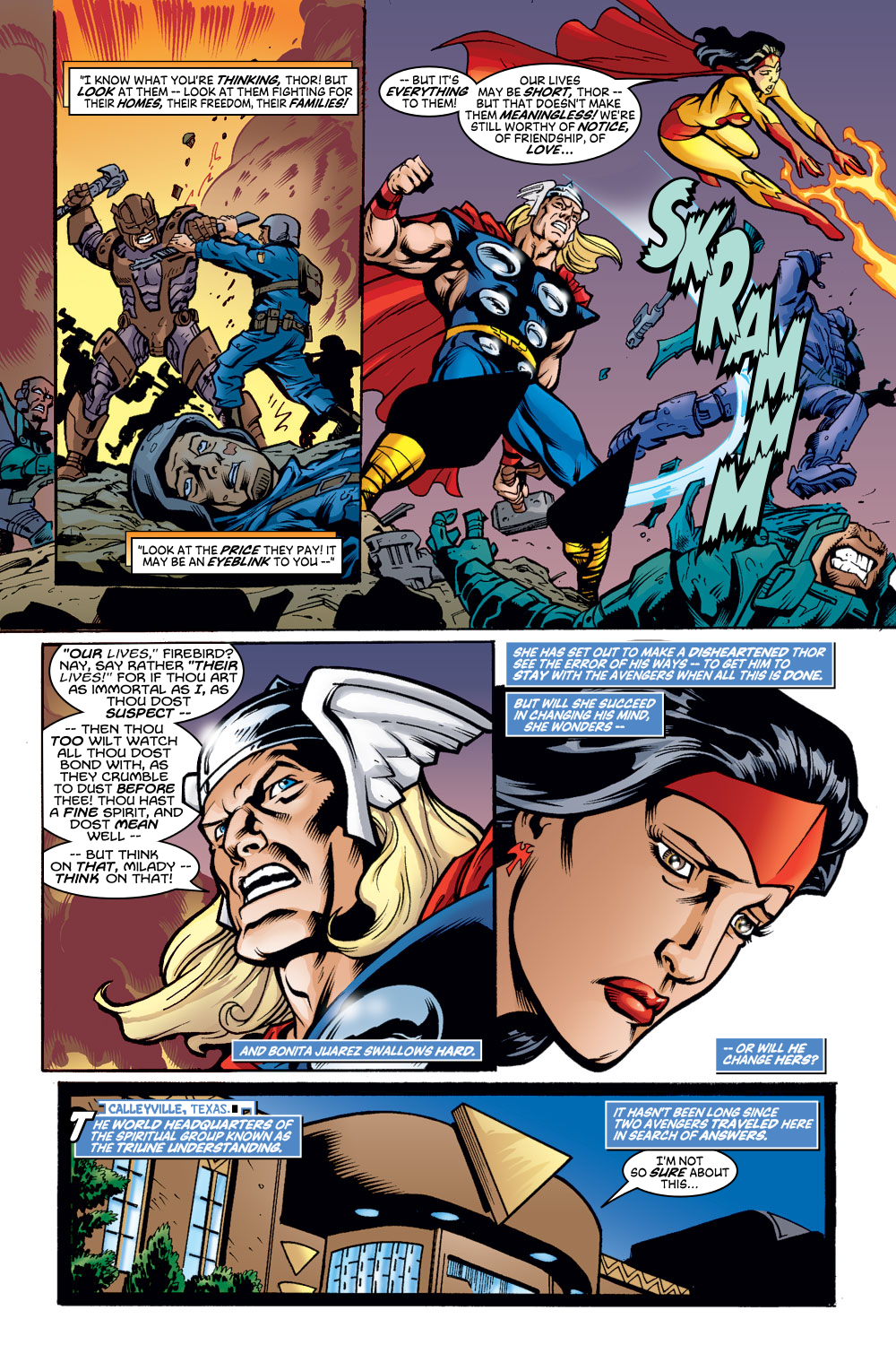 Read online Avengers (1998) comic -  Issue #48 - 8