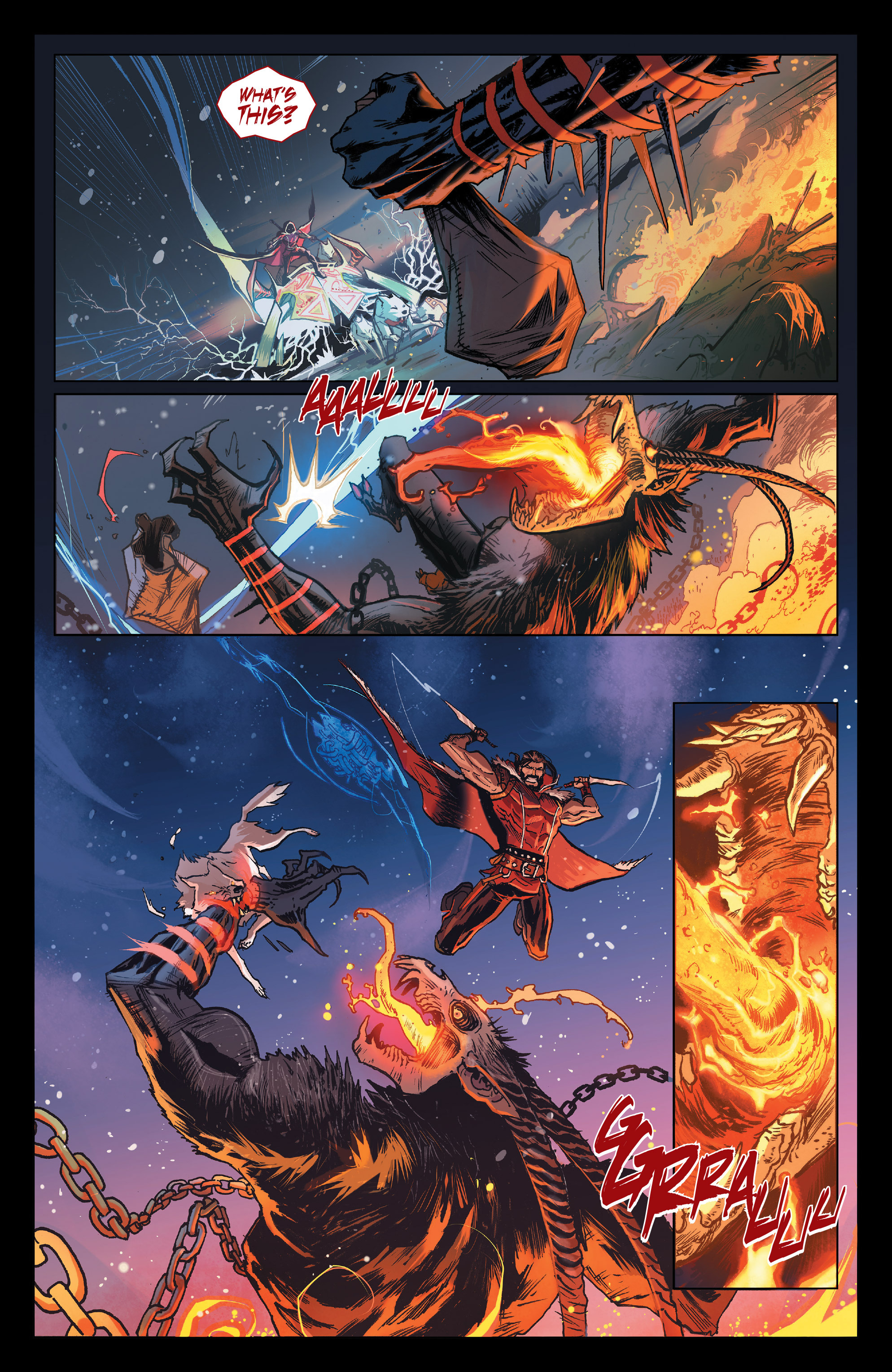 Read online Klaus comic -  Issue #7 - 13
