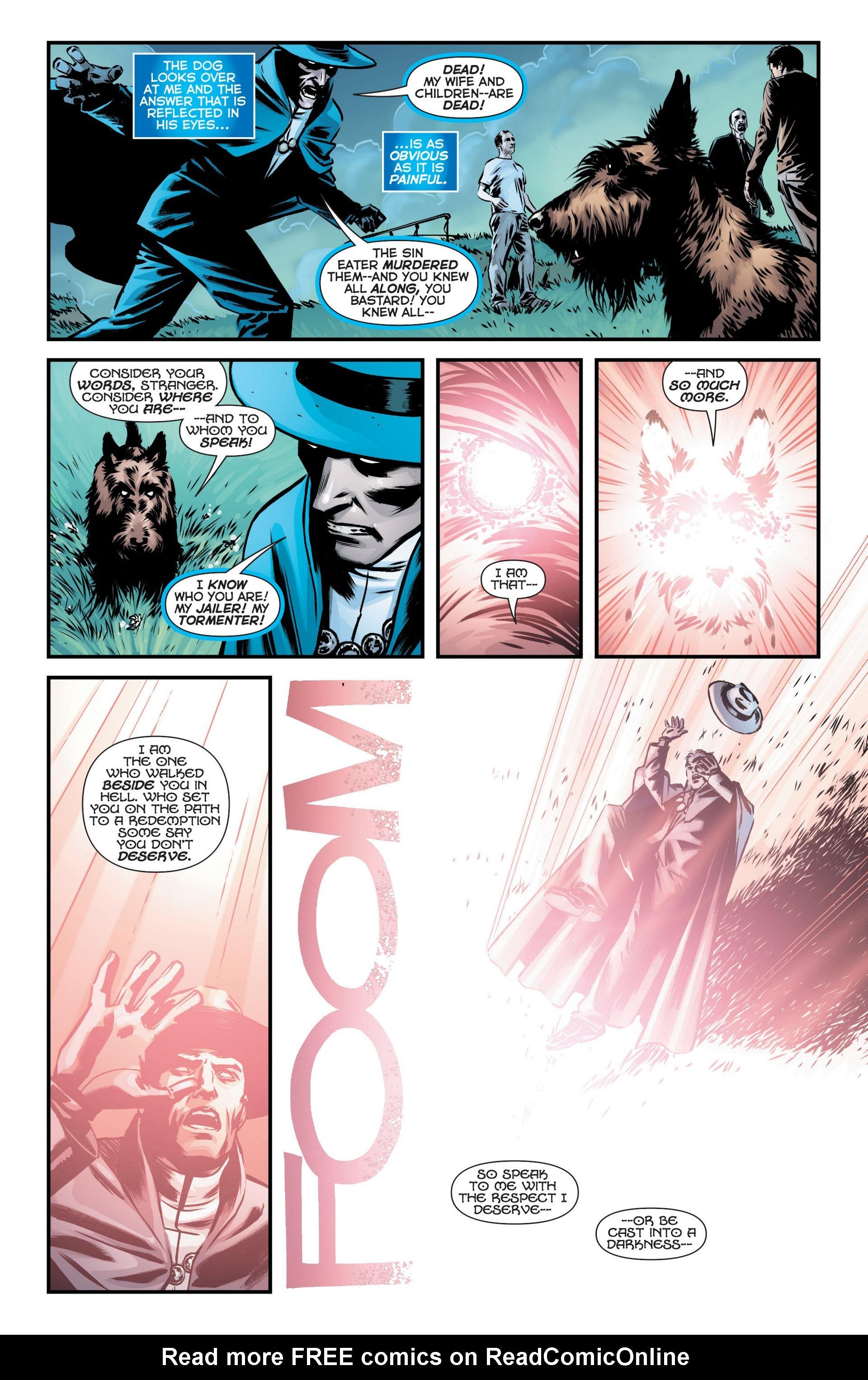 Read online Trinity of Sin: The Phantom Stranger comic -  Issue #10 - 5