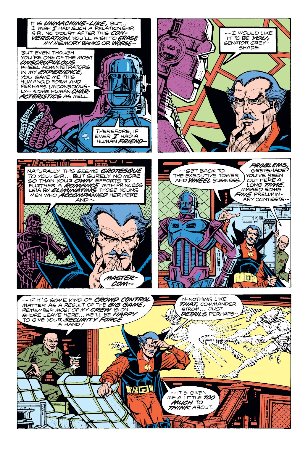 Read online Star Wars Legends: The Original Marvel Years - Epic Collection comic -  Issue # TPB 1 (Part 4) - 82