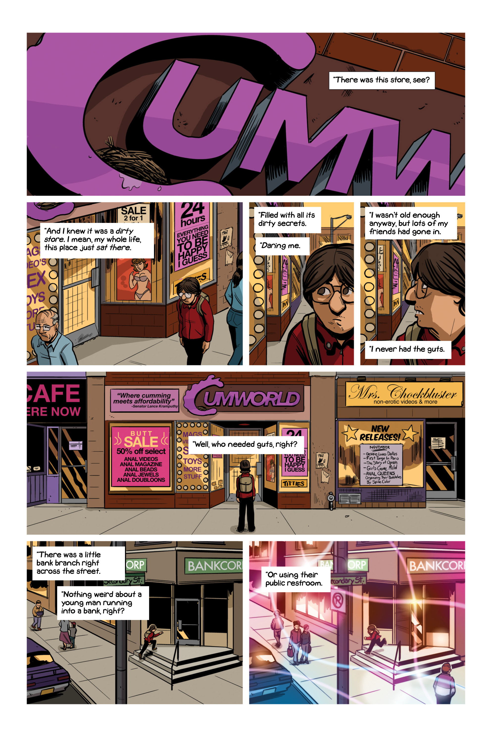 Read online Sex Criminals comic -  Issue #2 - 14