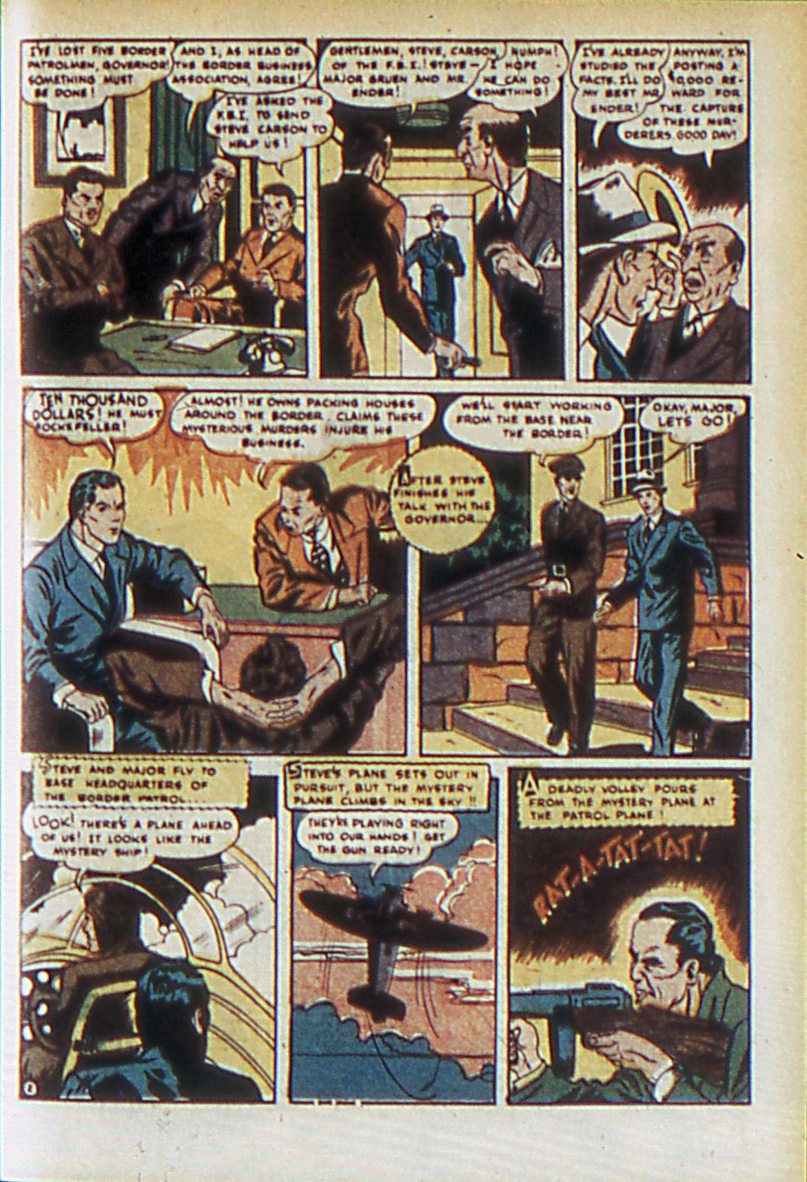 Read online Adventure Comics (1938) comic -  Issue #61 - 22