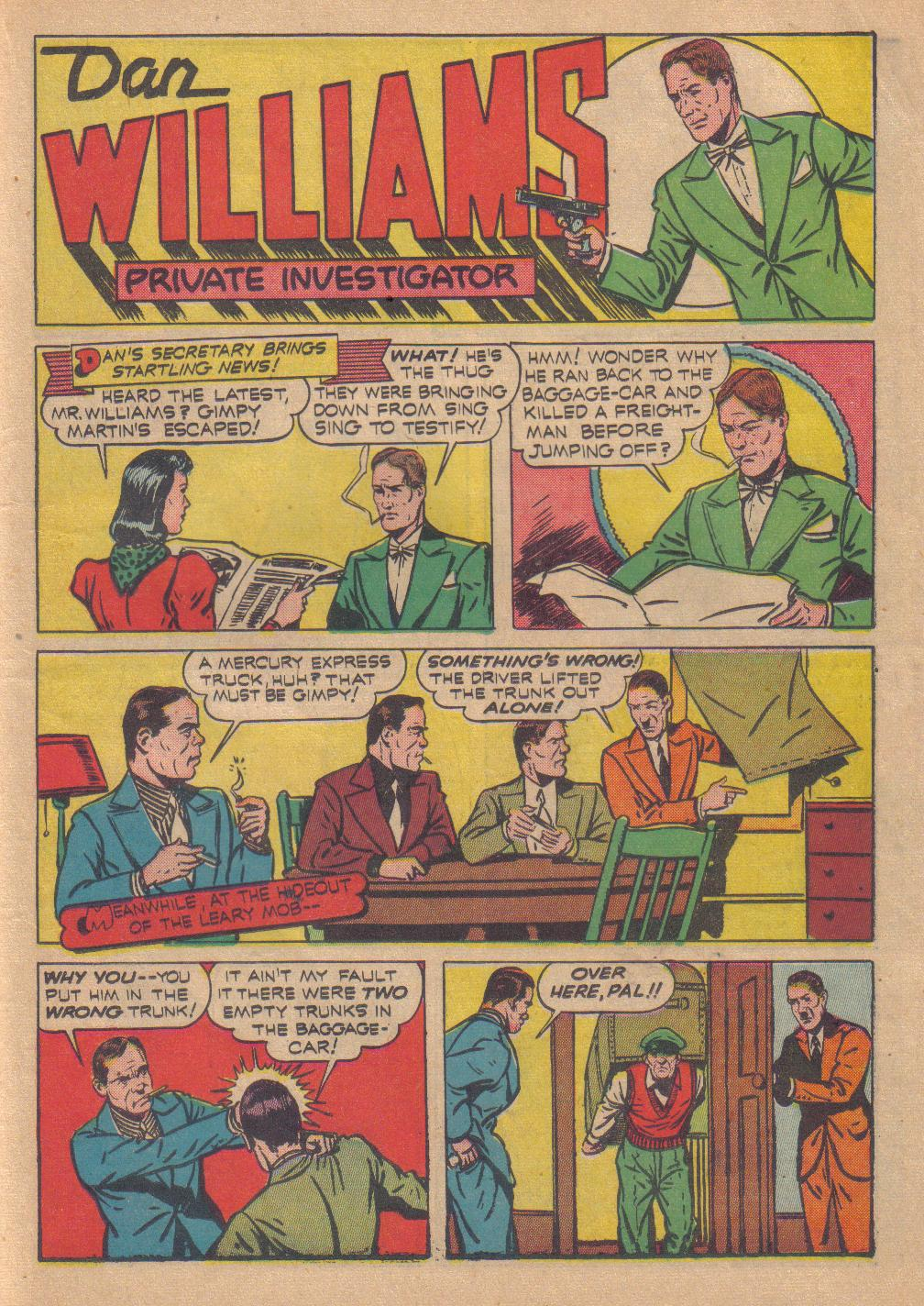 Exciting Comics (1940) issue 13 - Page 45