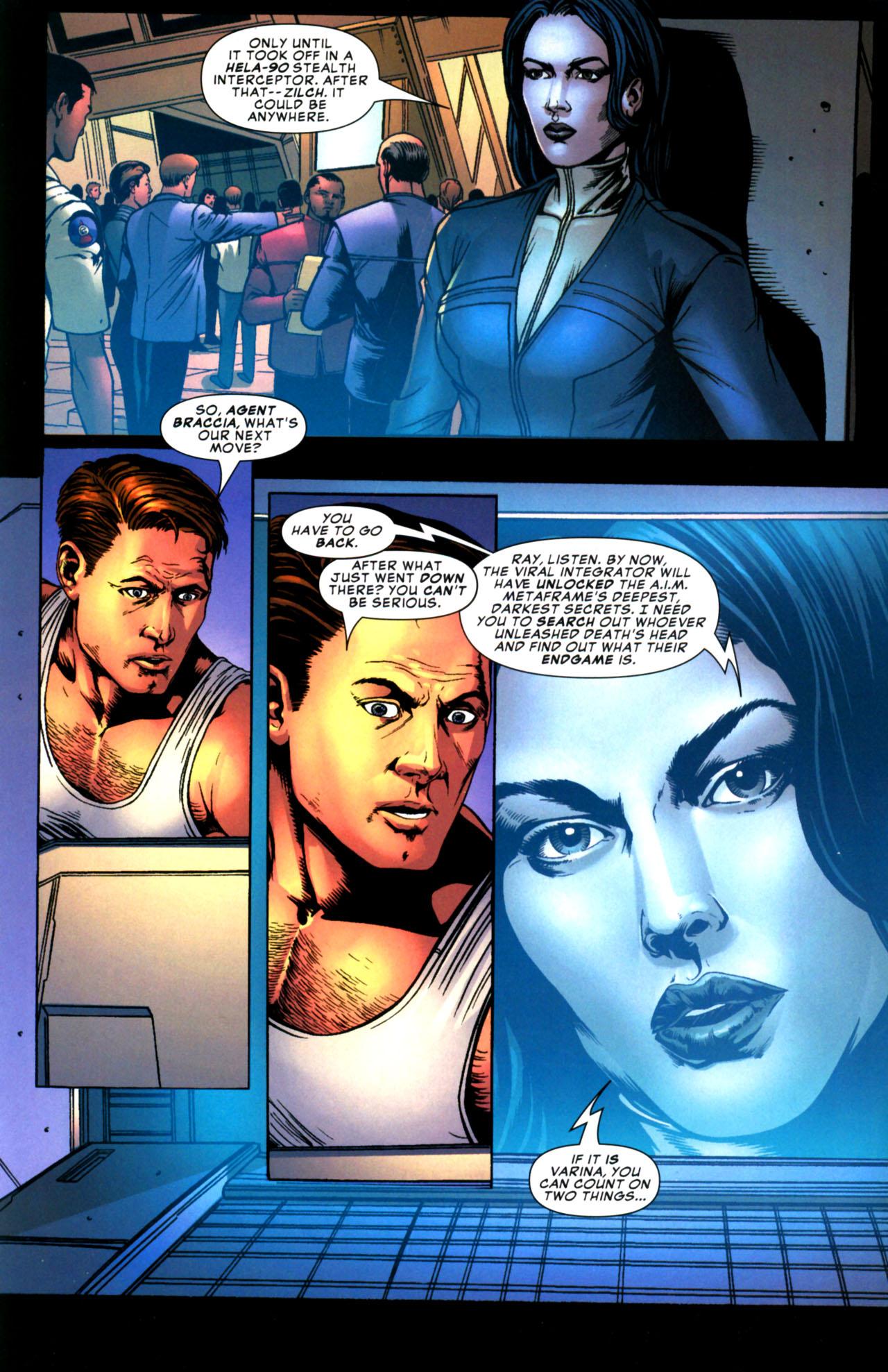 Read online Amazing Fantasy (2004) comic -  Issue #17 - 8
