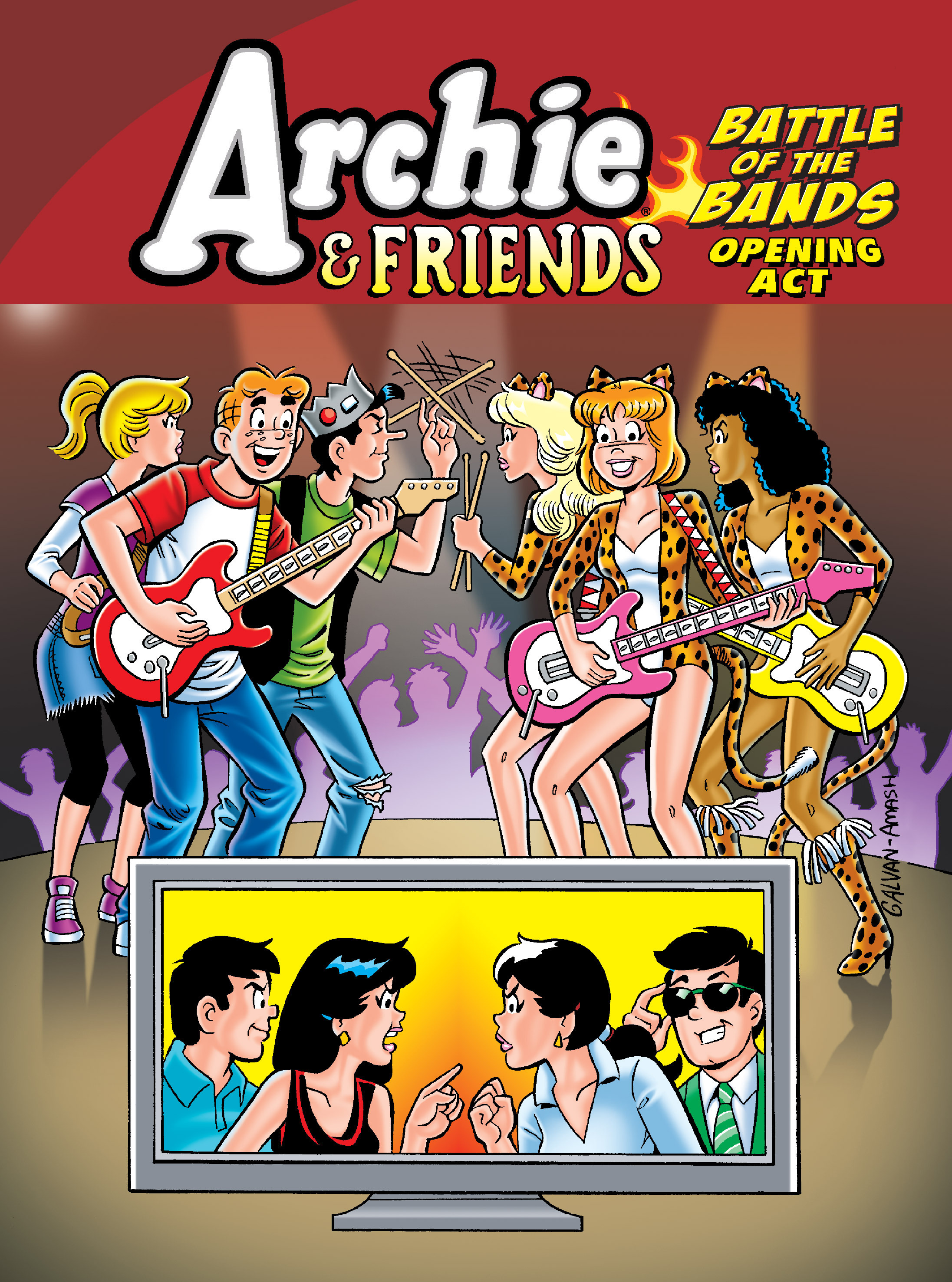 Read online Archie's Funhouse Double Digest comic -  Issue #12 - 35
