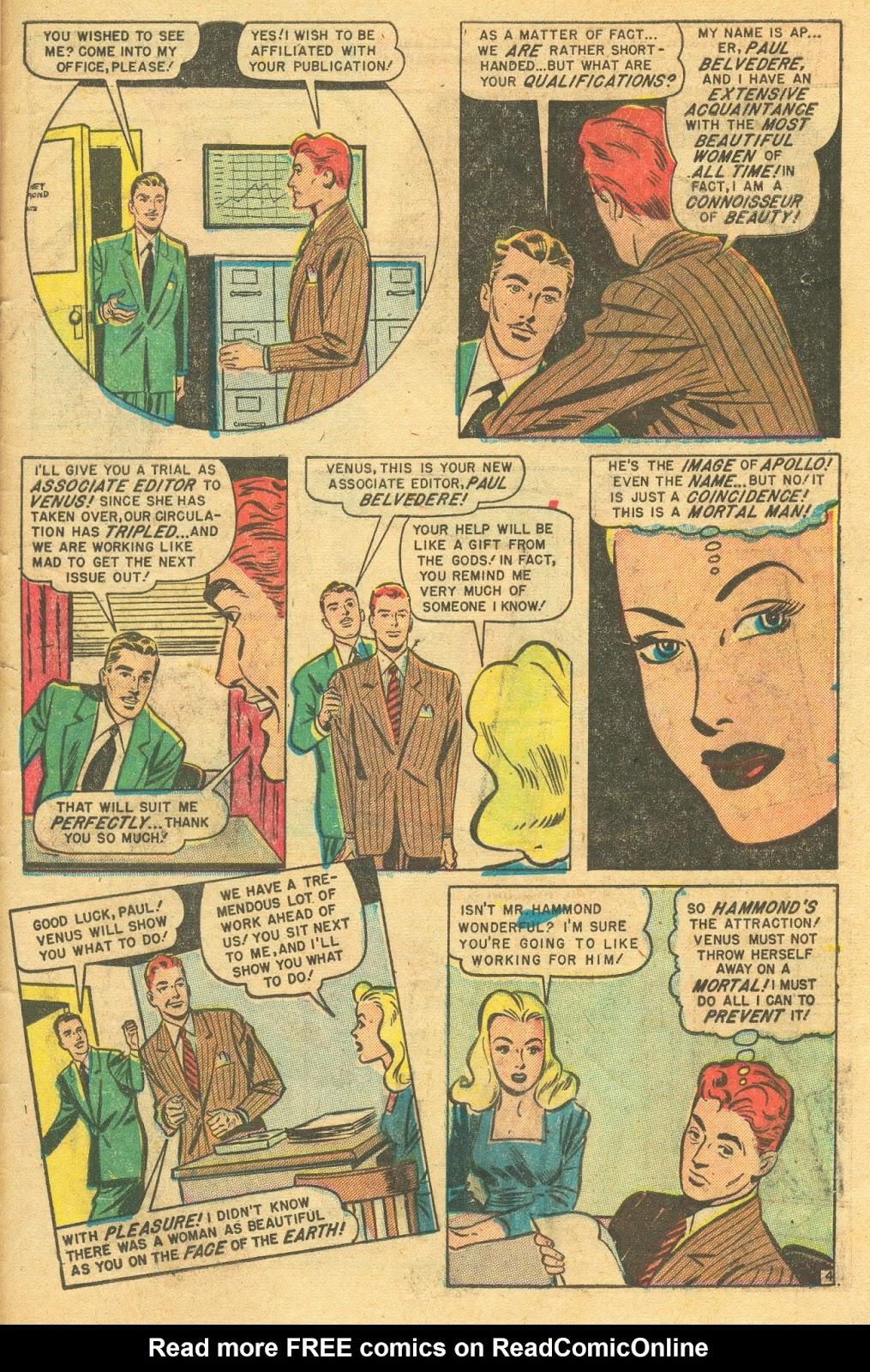 Venus (1948) issue 3 - Page 29