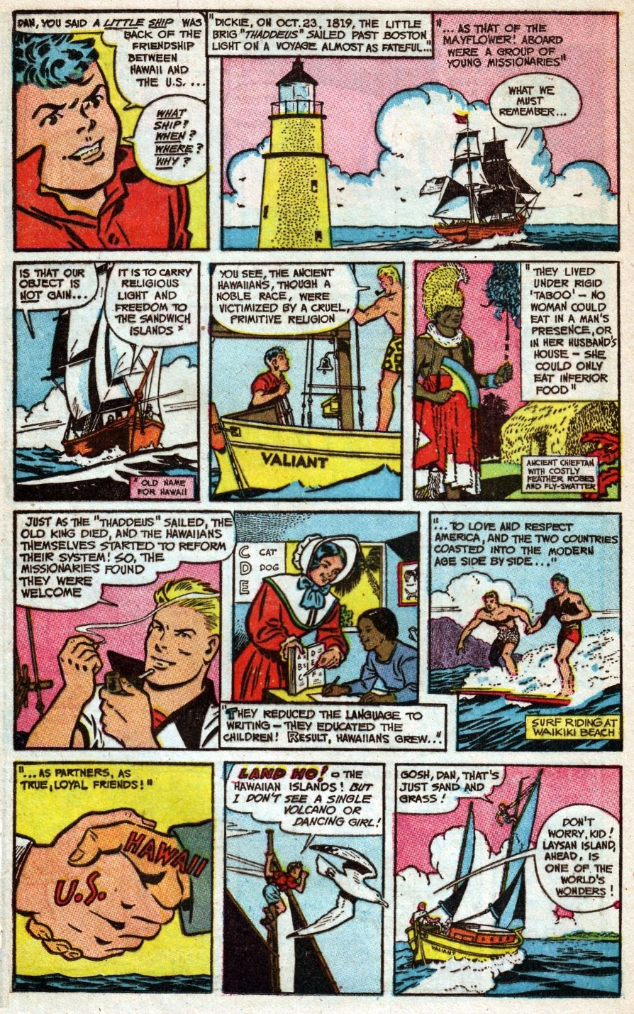 Read online Famous Funnies comic -  Issue #216 - 20