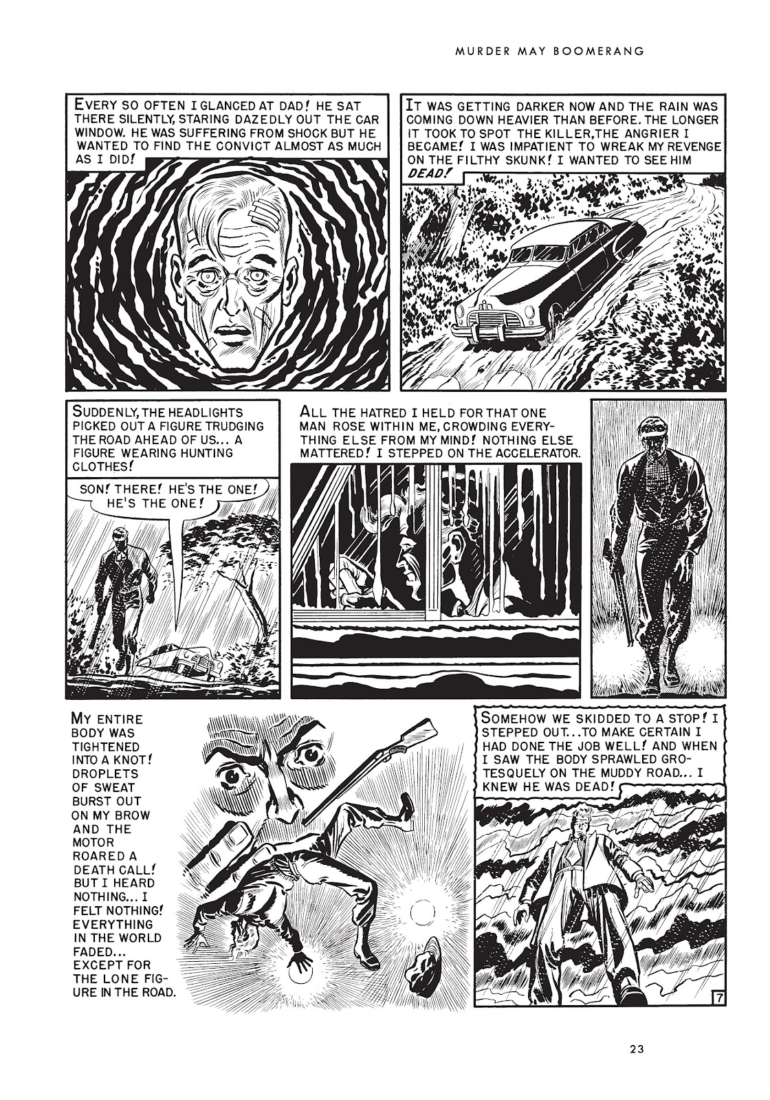 Read online Voodoo Vengeance and Other Stories comic -  Issue # TPB (Part 1) - 40