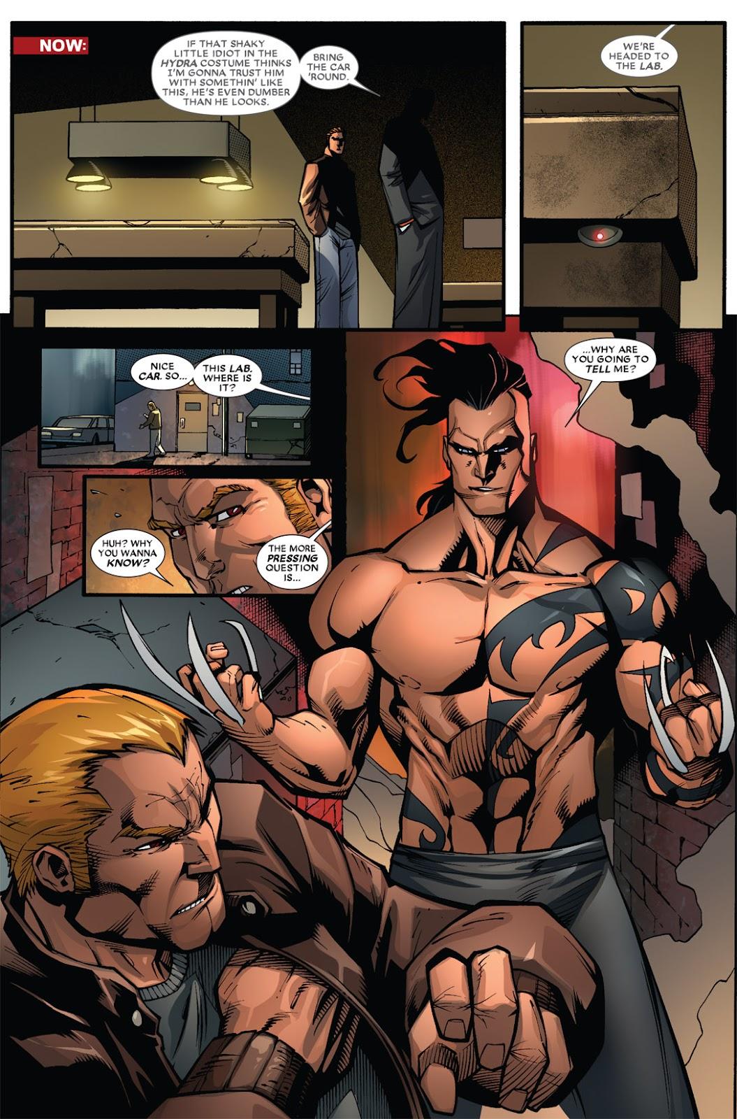 Read online Deadpool (2008) comic -  Issue #51 - 19