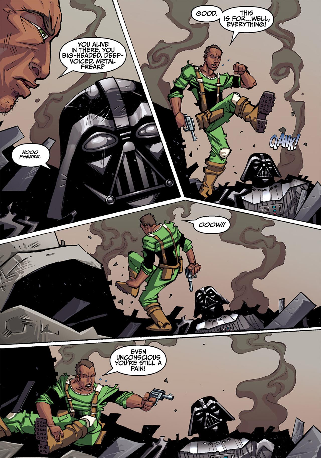 Read online Star Wars Omnibus comic -  Issue # Vol. 33 - 277
