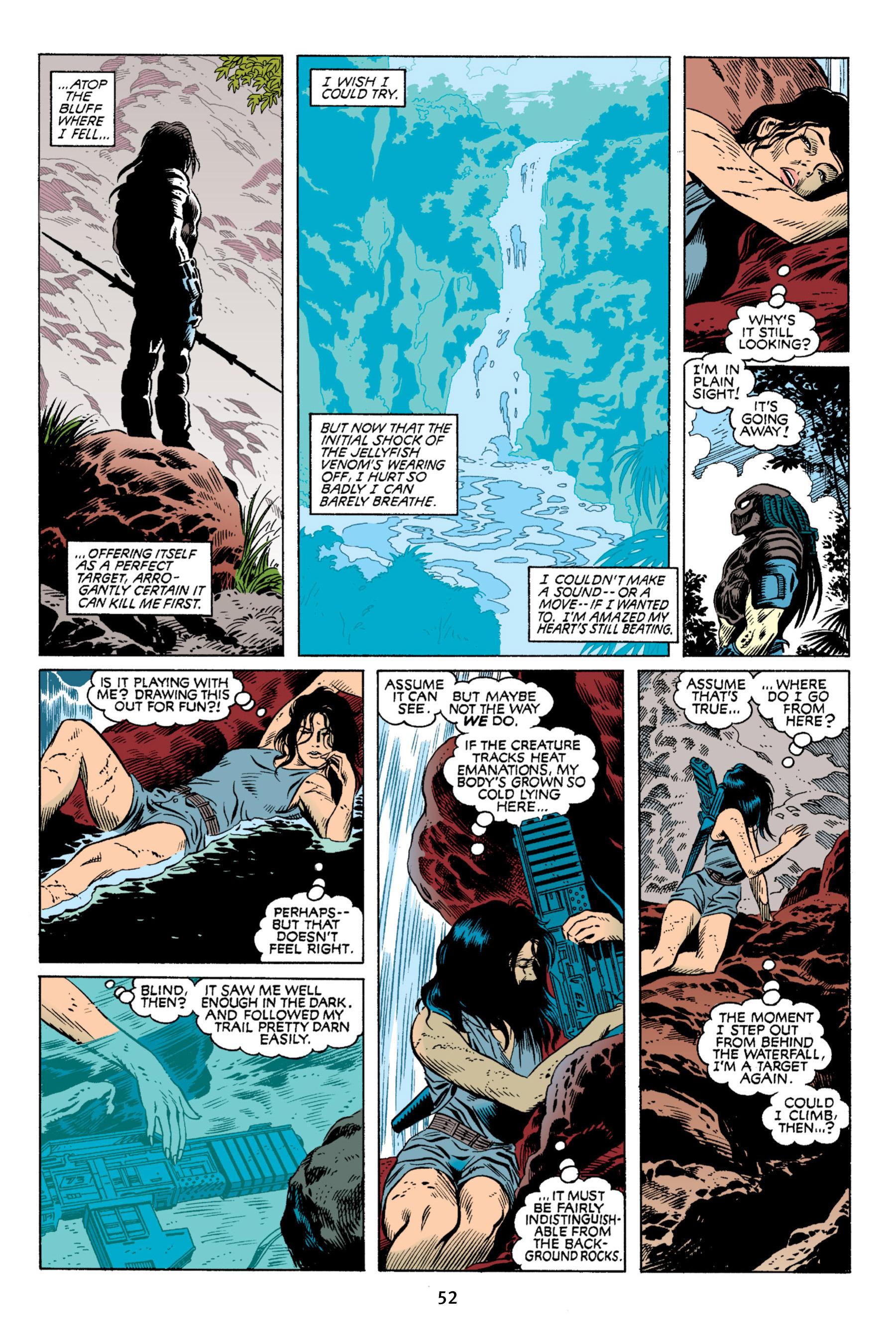 Read online Aliens vs. Predator Omnibus comic -  Issue # _TPB 2 Part 1 - 52