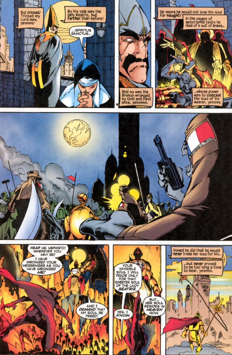 Read online Alpha Flight (1997) comic -  Issue #16 - 4