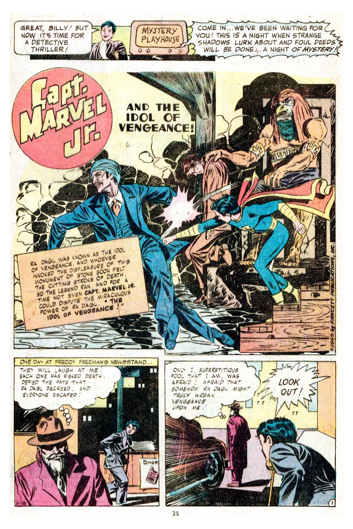 Read online Shazam! (1973) comic -  Issue #17 - 25